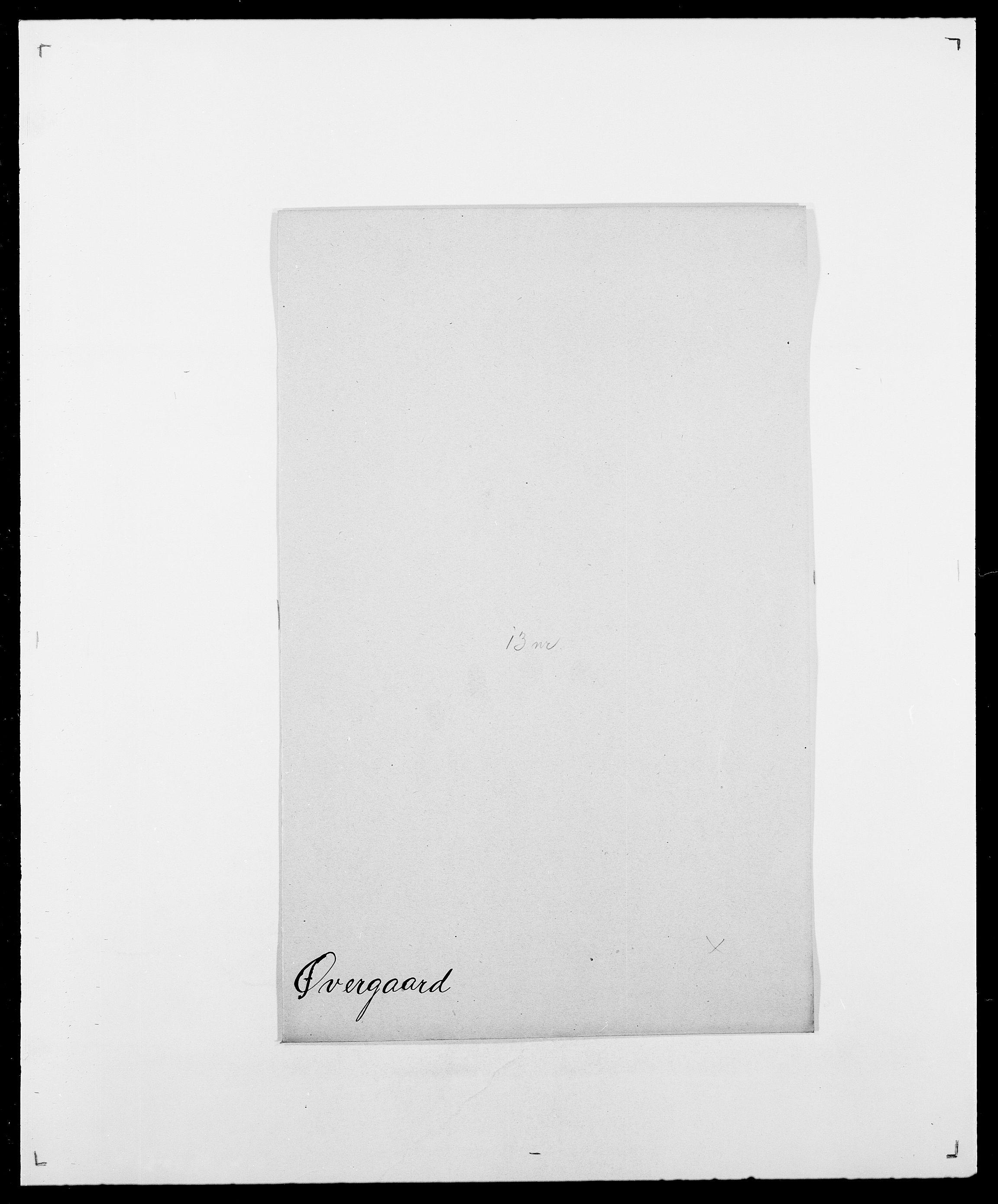 SAO, Delgobe, Charles Antoine - samling, D/Da/L0043: Wulfsberg - v. Zanten, s. 380