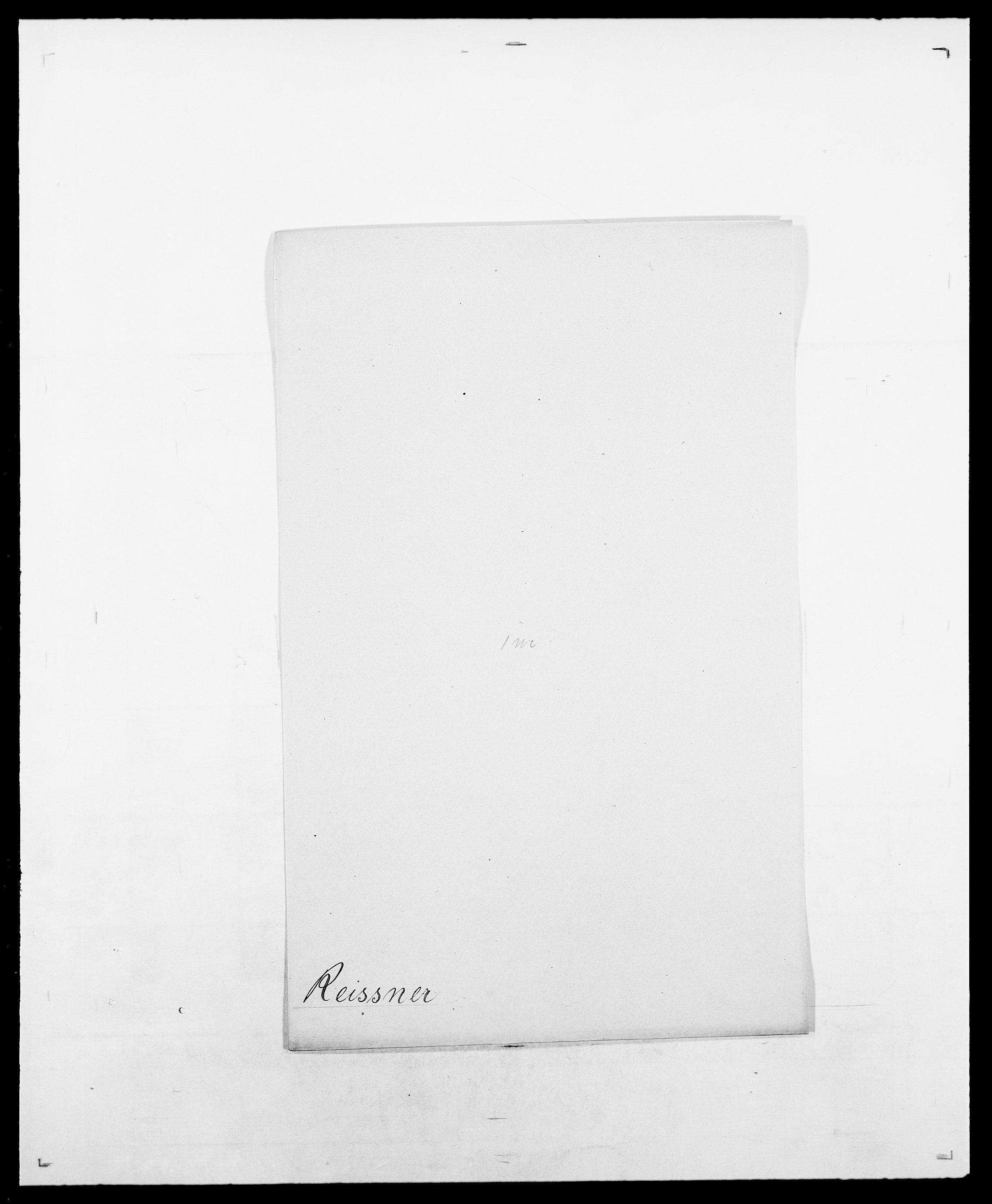 SAO, Delgobe, Charles Antoine - samling, D/Da/L0032: Rabakovsky - Rivertz, s. 393