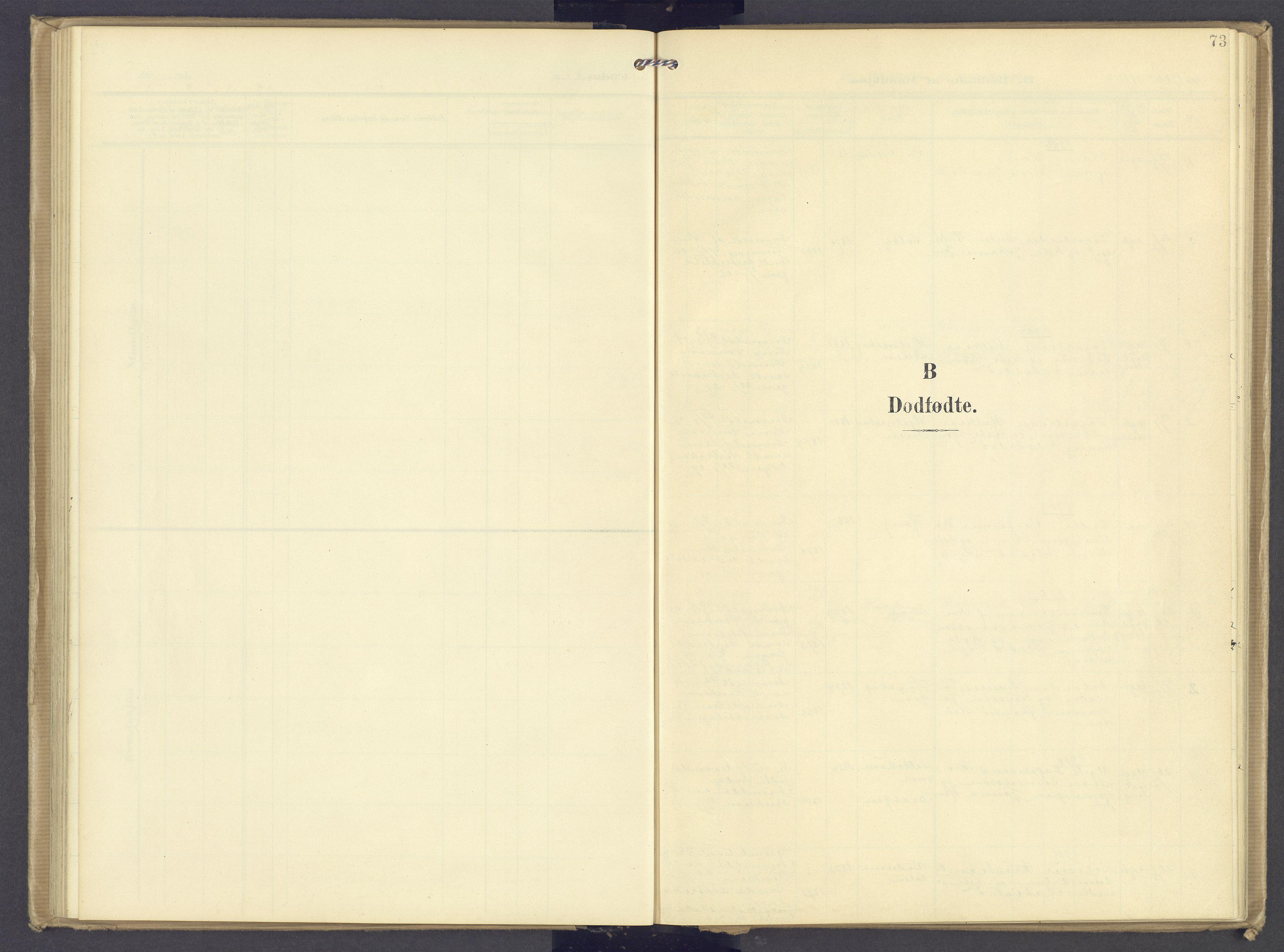 SAH, Øyer prestekontor, Ministerialbok nr. 13, 1905-1920, s. 73