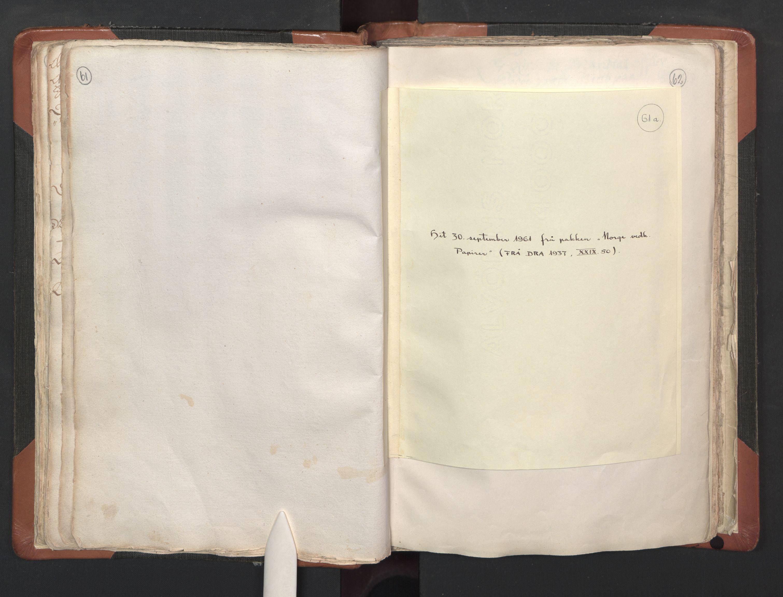 RA, Sogneprestenes manntall 1664-1666, nr. 35: Helgeland prosti og Salten prosti, 1664-1666, s. 61