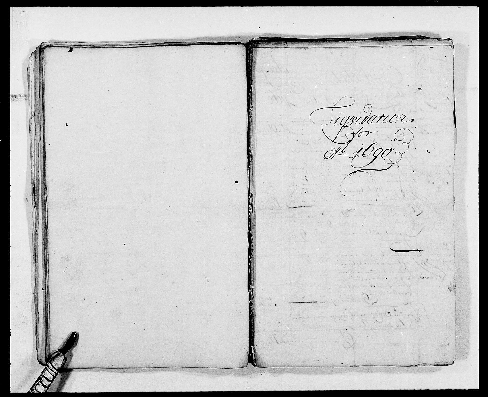 RA, Rentekammeret inntil 1814, Reviderte regnskaper, Fogderegnskap, R02/L0107: Fogderegnskap Moss og Verne kloster, 1685-1691, s. 41