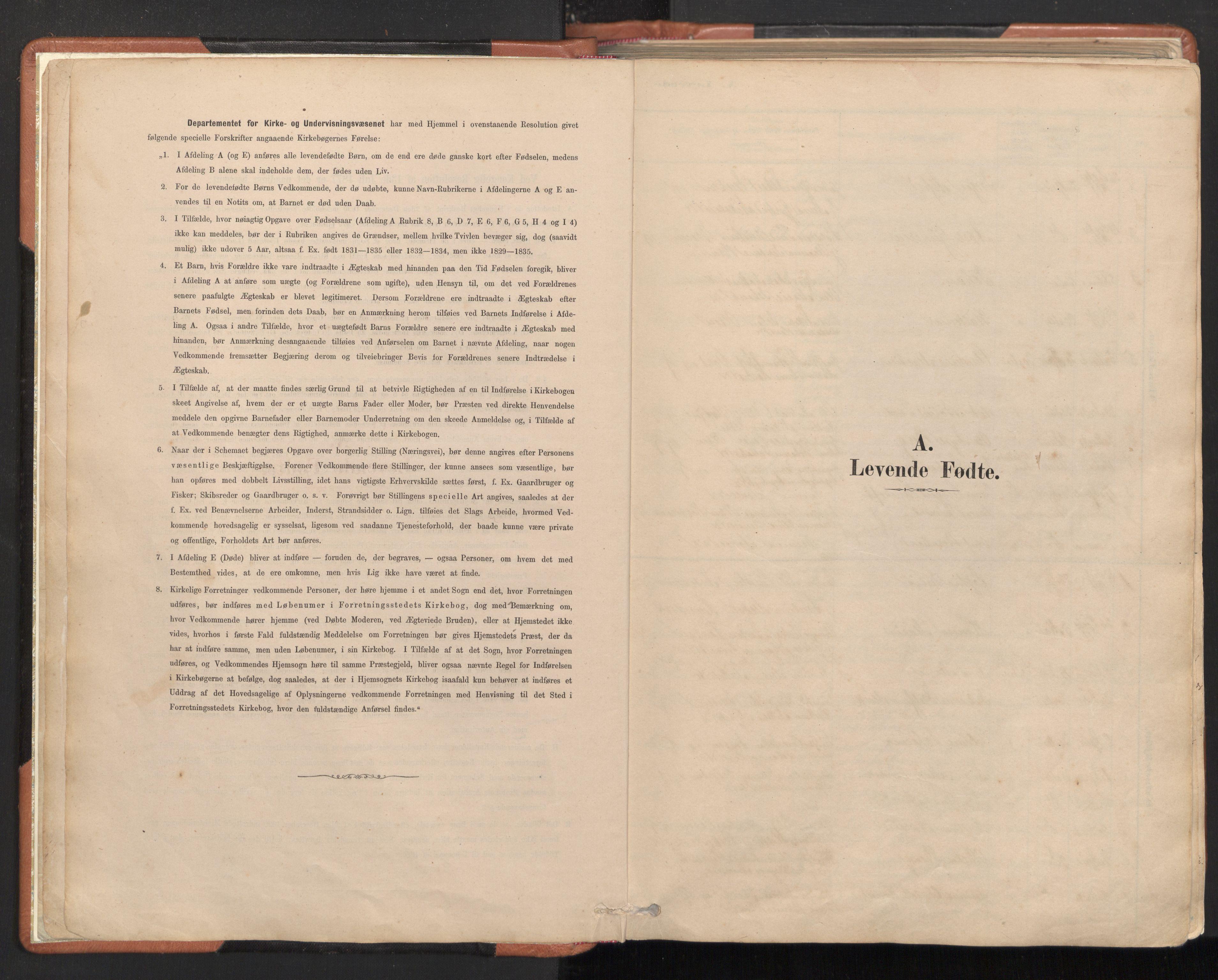 SAT, Ministerialprotokoller, klokkerbøker og fødselsregistre - Nordland, 817/L0264: Ministerialbok nr. 817A04, 1878-1907