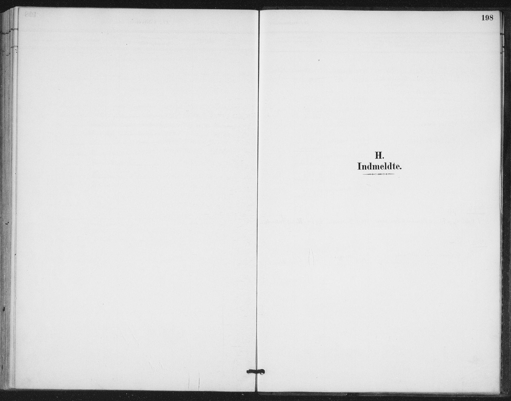 SAT, Ministerialprotokoller, klokkerbøker og fødselsregistre - Nord-Trøndelag, 772/L0603: Ministerialbok nr. 772A01, 1885-1912, s. 198