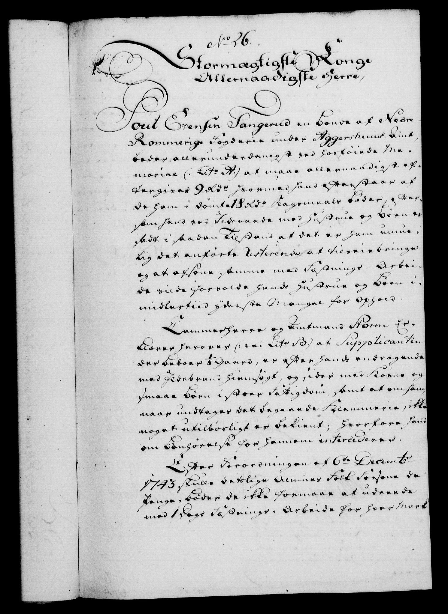 RA, Rentekammeret, Kammerkanselliet, G/Gf/Gfa/L0042: Norsk relasjons- og resolusjonsprotokoll (merket RK 52.42), 1760, s. 121