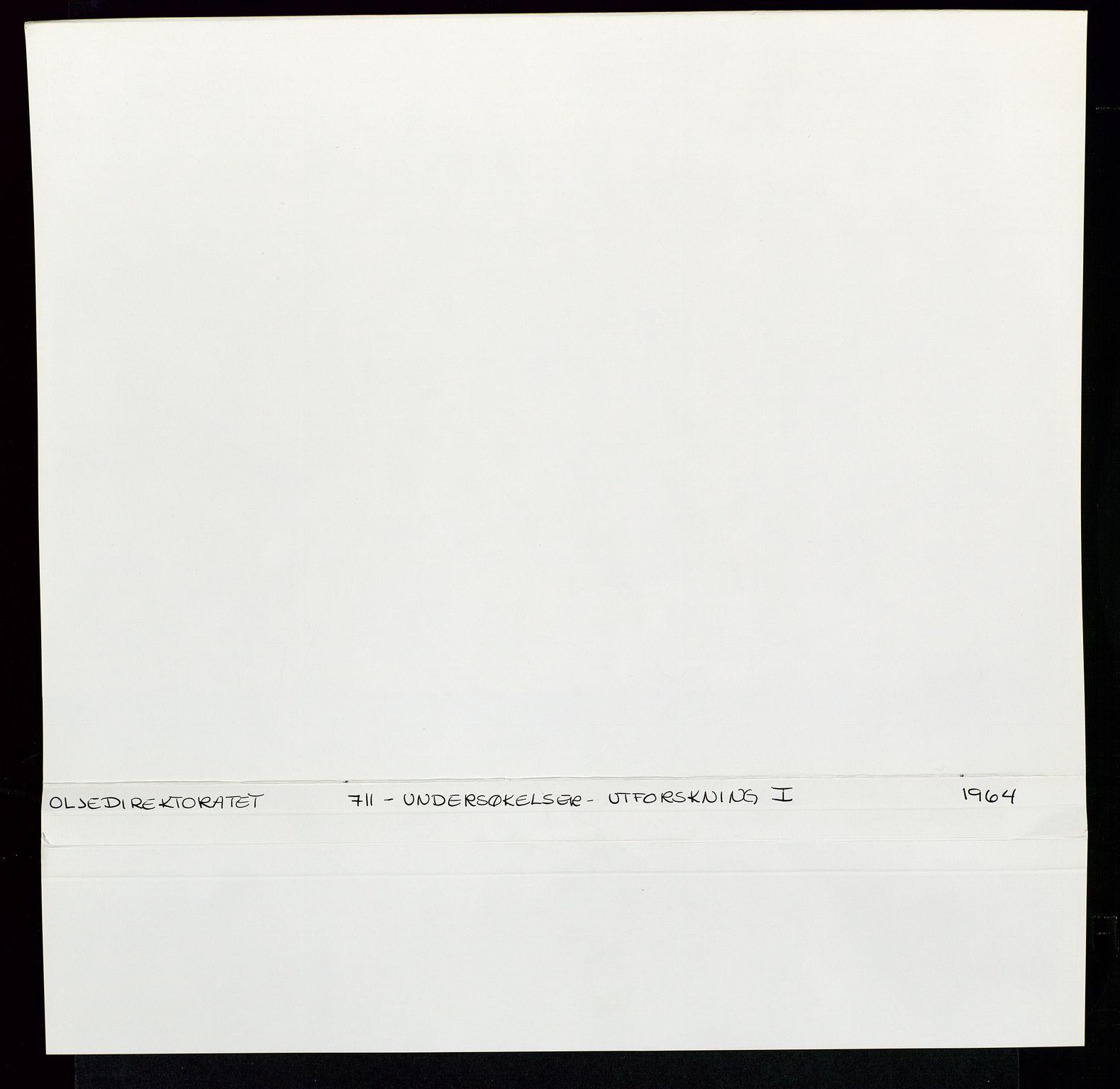 SAST, Industridepartementet, Oljekontoret, Da/L0003: Arkivnøkkel 711 Undersøkelser og utforskning, 1963-1971, s. 35
