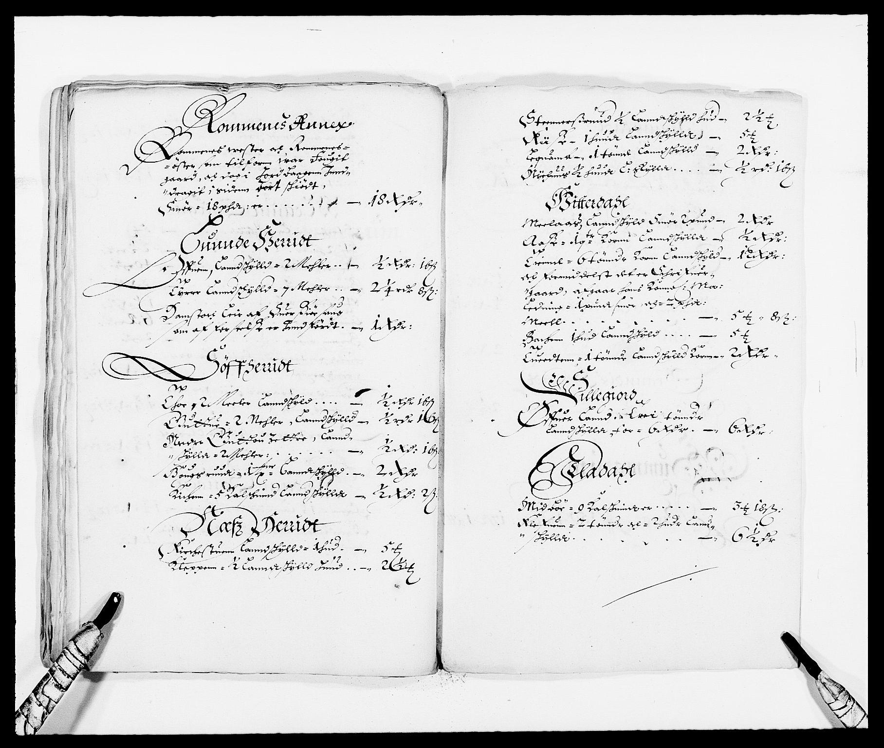 RA, Rentekammeret inntil 1814, Reviderte regnskaper, Fogderegnskap, R35/L2056: Fogderegnskap Øvre og Nedre Telemark, 1665, s. 247