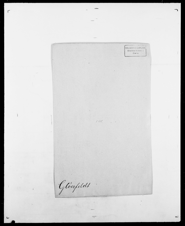 SAO, Delgobe, Charles Antoine - samling, D/Da/L0014: Giebdhausen - Grip, s. 354