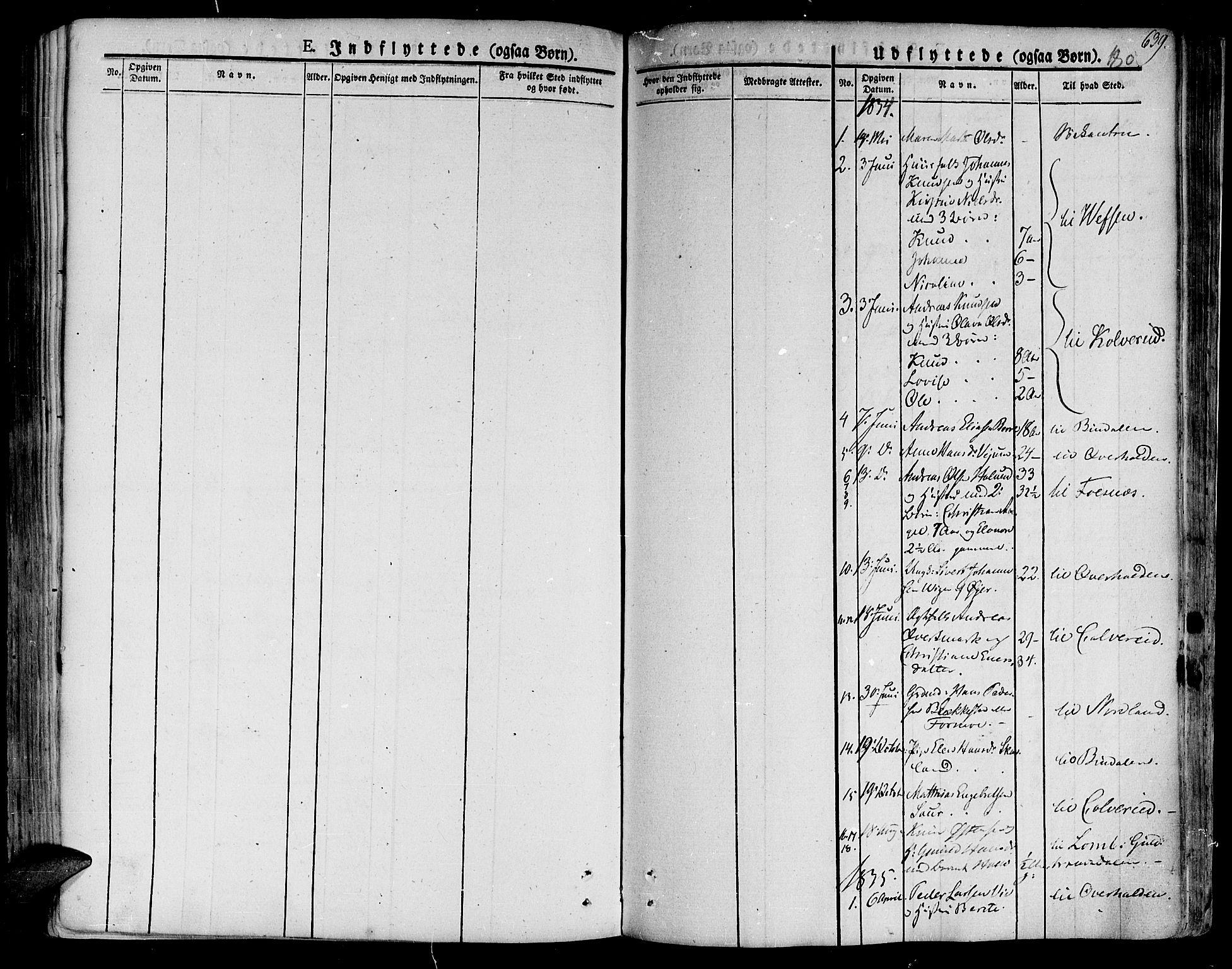 SAT, Ministerialprotokoller, klokkerbøker og fødselsregistre - Nord-Trøndelag, 758/L0510: Ministerialbok nr. 758A01 /1, 1821-1841, s. 180