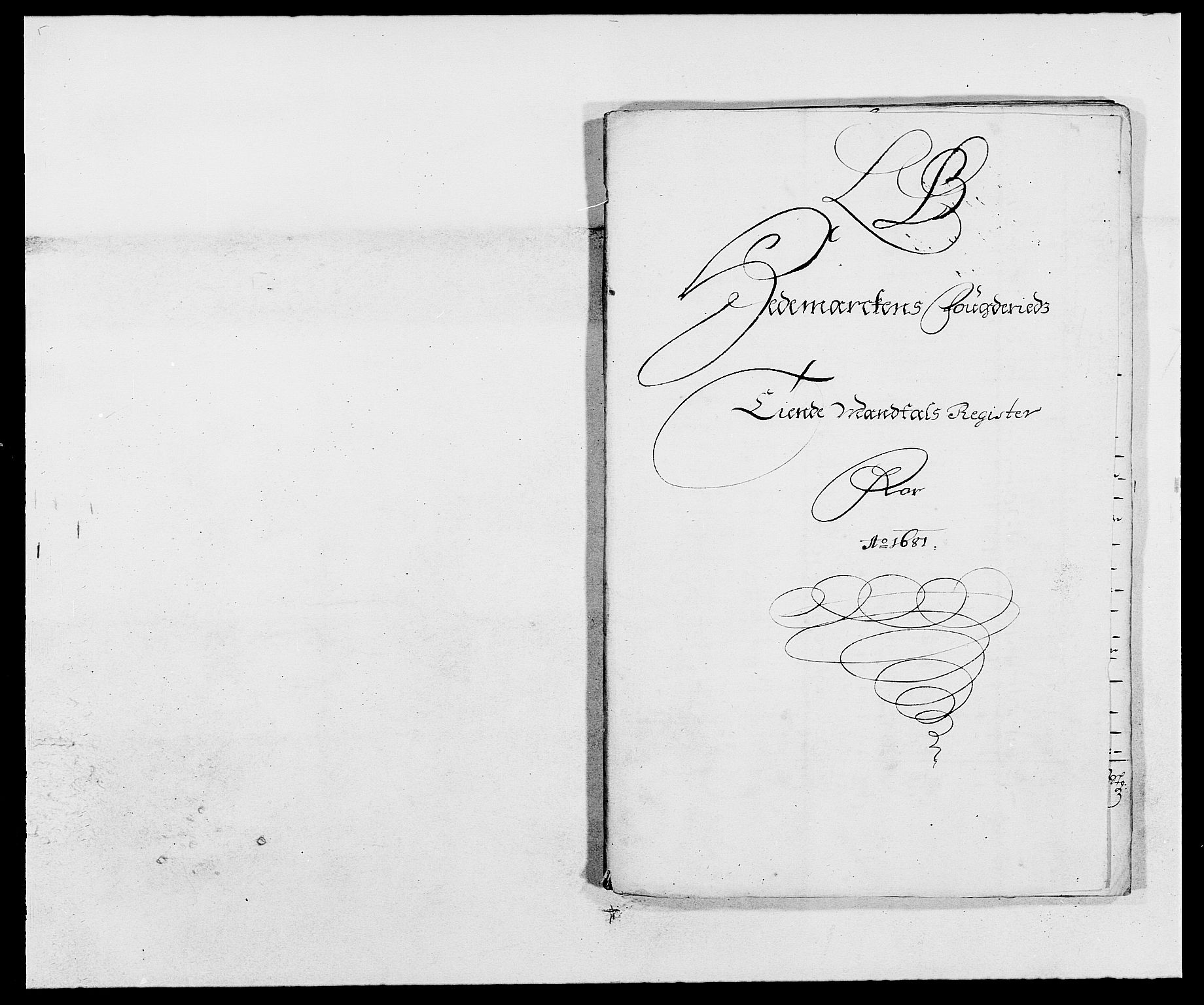 RA, Rentekammeret inntil 1814, Reviderte regnskaper, Fogderegnskap, R16/L1021: Fogderegnskap Hedmark, 1681, s. 127