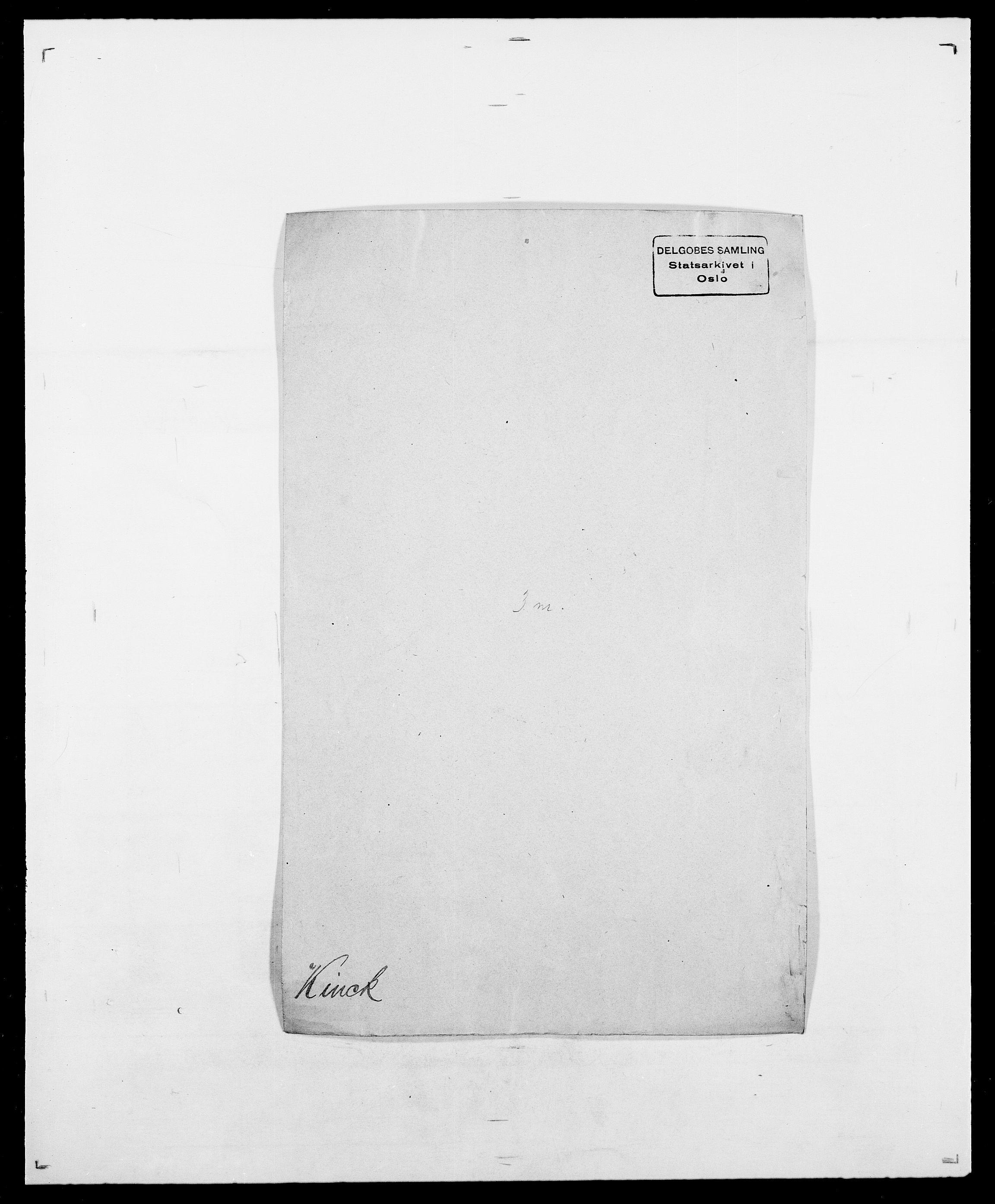 SAO, Delgobe, Charles Antoine - samling, D/Da/L0020: Irgens - Kjøsterud, s. 604