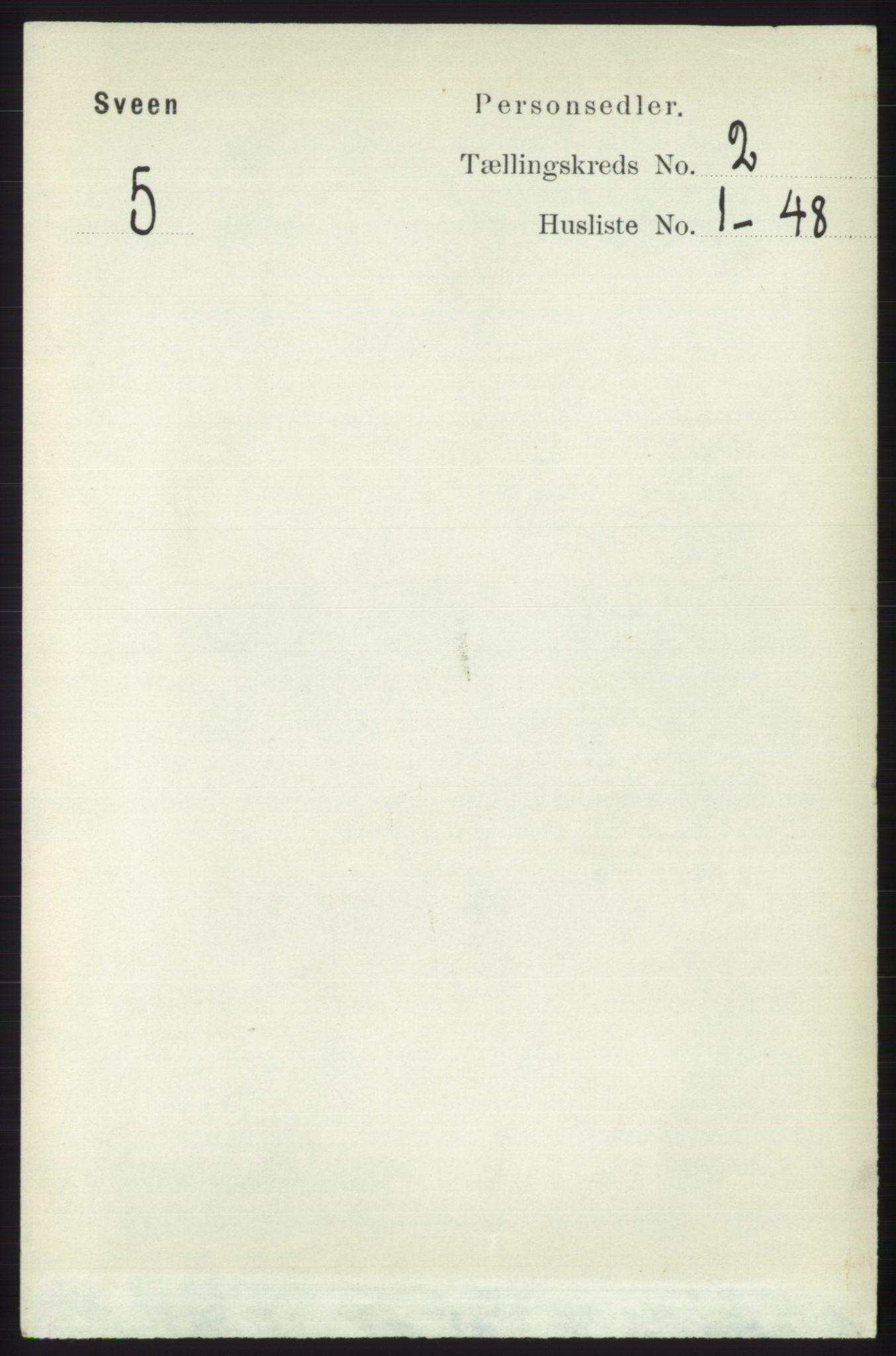 RA, Folketelling 1891 for 1216 Sveio herred, 1891, s. 513