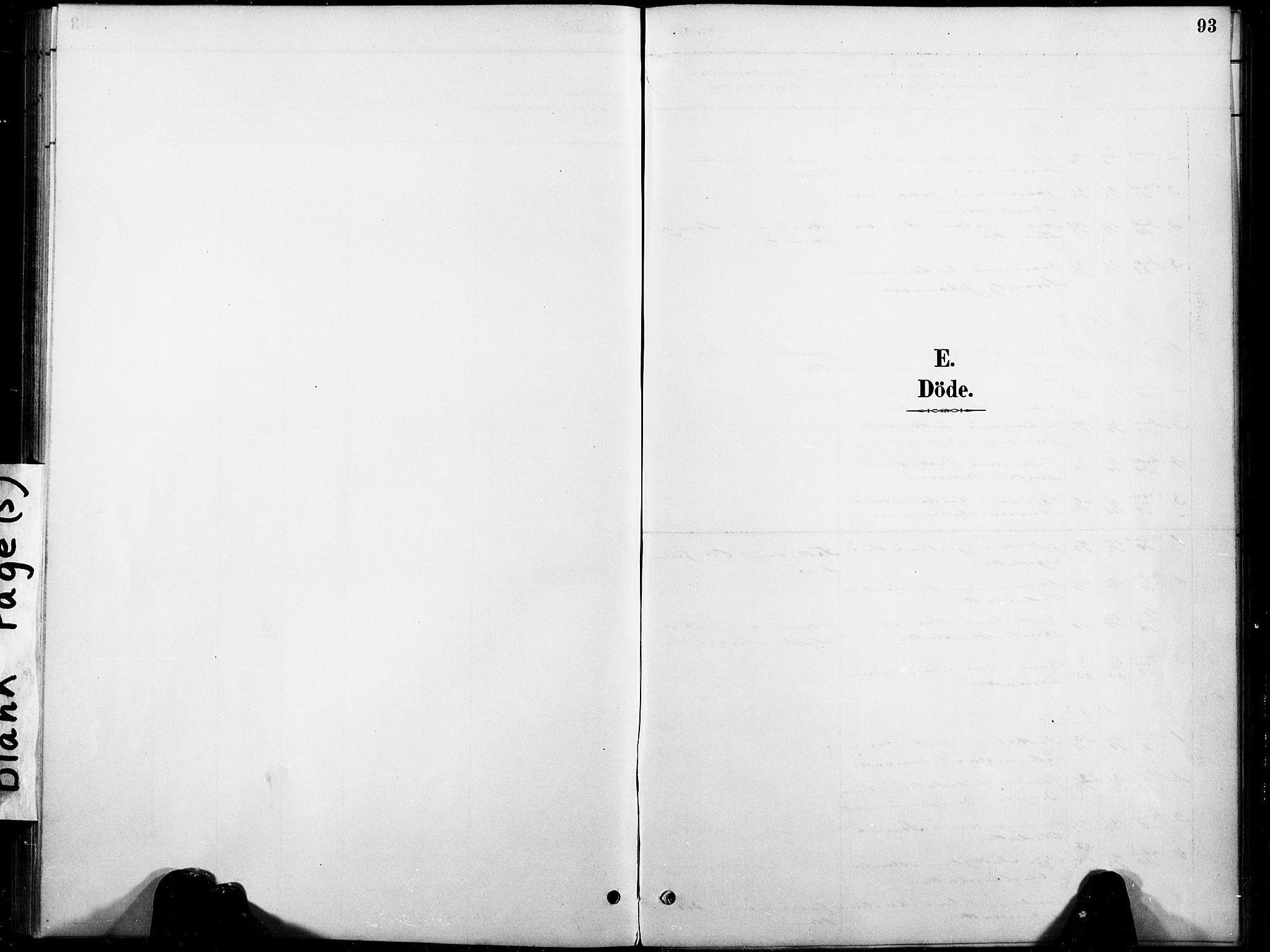 SAT, Ministerialprotokoller, klokkerbøker og fødselsregistre - Nord-Trøndelag, 738/L0364: Ministerialbok nr. 738A01, 1884-1902, s. 93