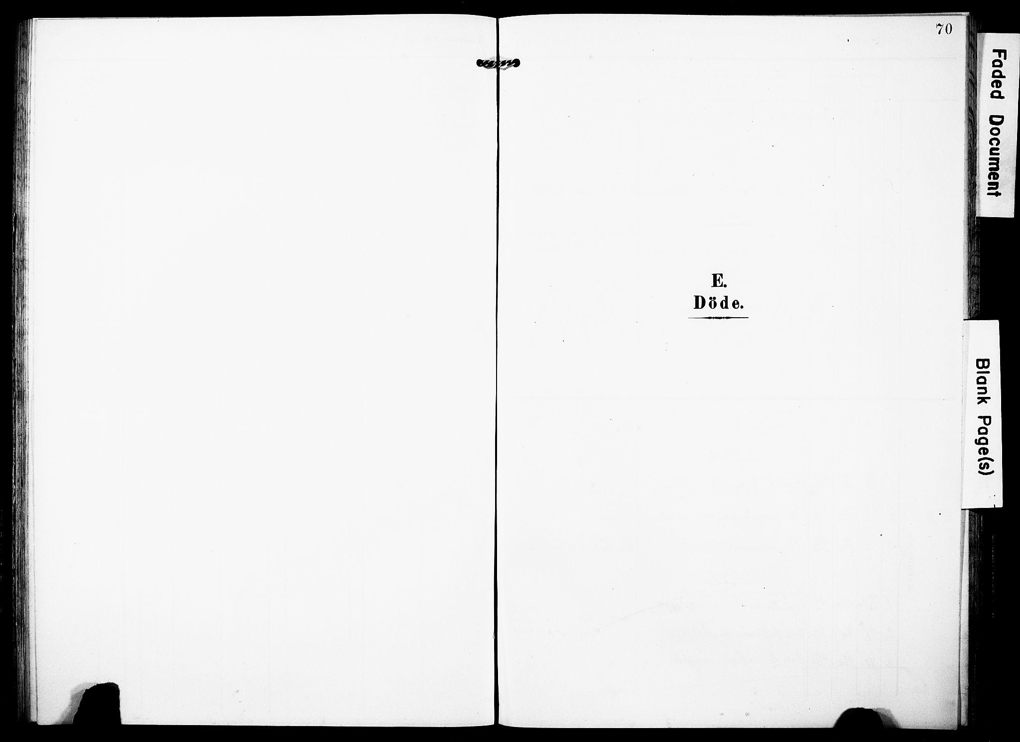 SAST, Torvastad sokneprestkontor, H/Ha/Haa/L0018: Ministerialbok nr. A 17, 1903-1925, s. 70