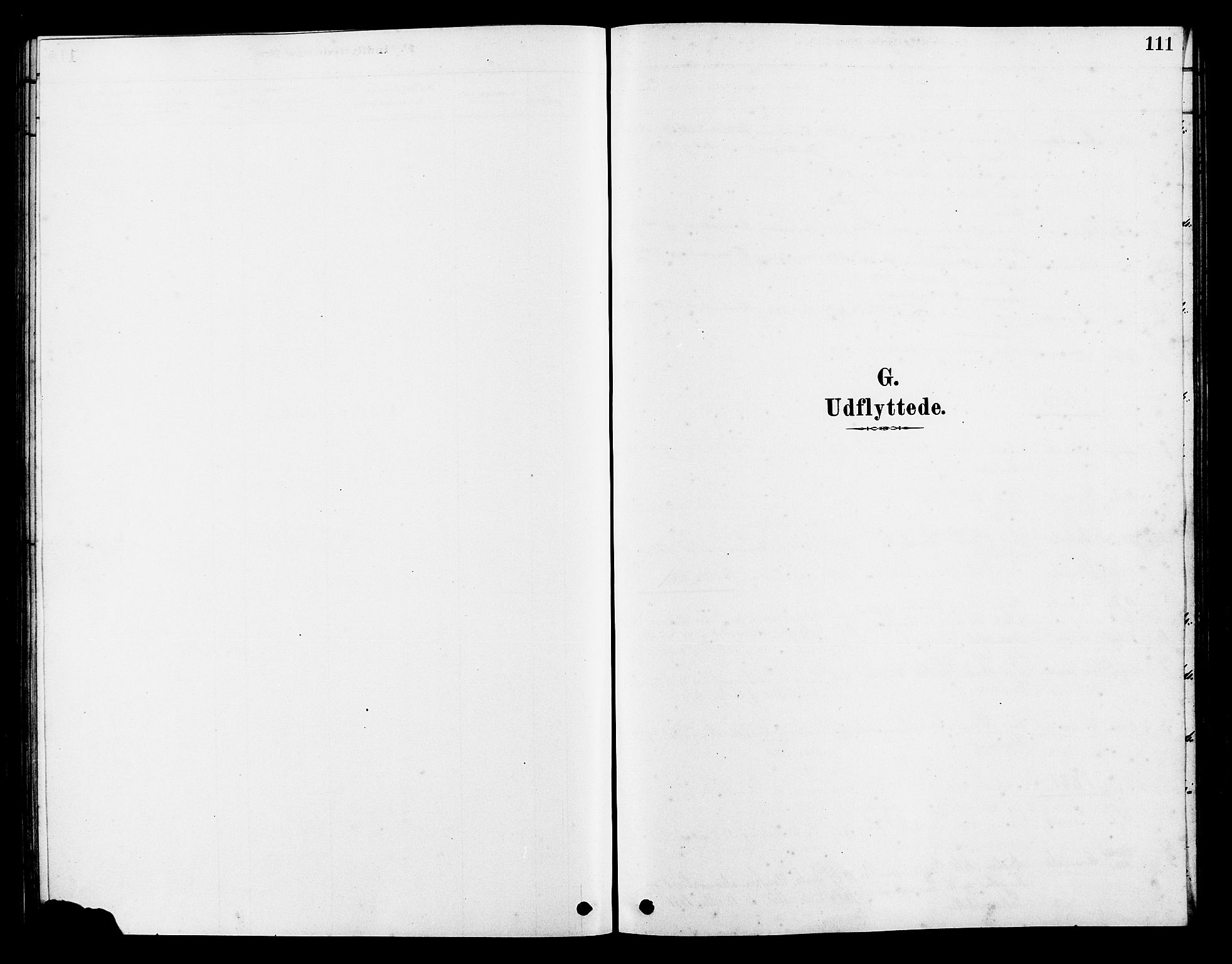 SAST, Torvastad sokneprestkontor, H/Ha/Haa/L0014: Ministerialbok nr. A 13, 1879-1888, s. 111
