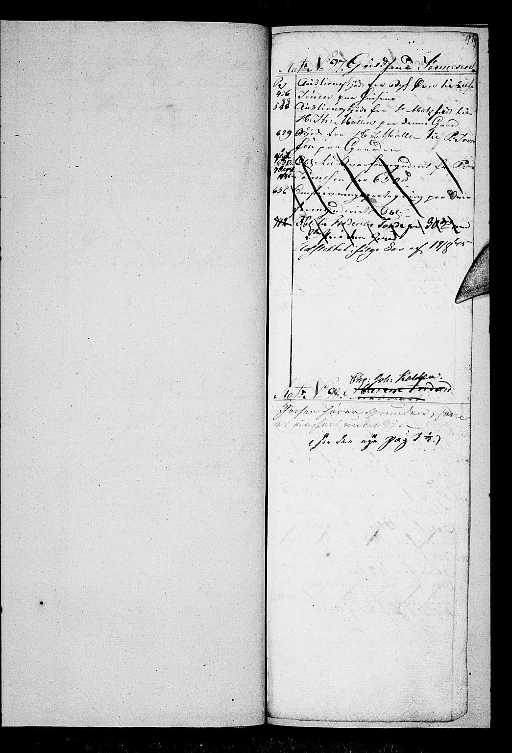 SAT, Molde byfogd, 2/2A/L0001: Panteregister nr. 1, 1790-1823, s. 47