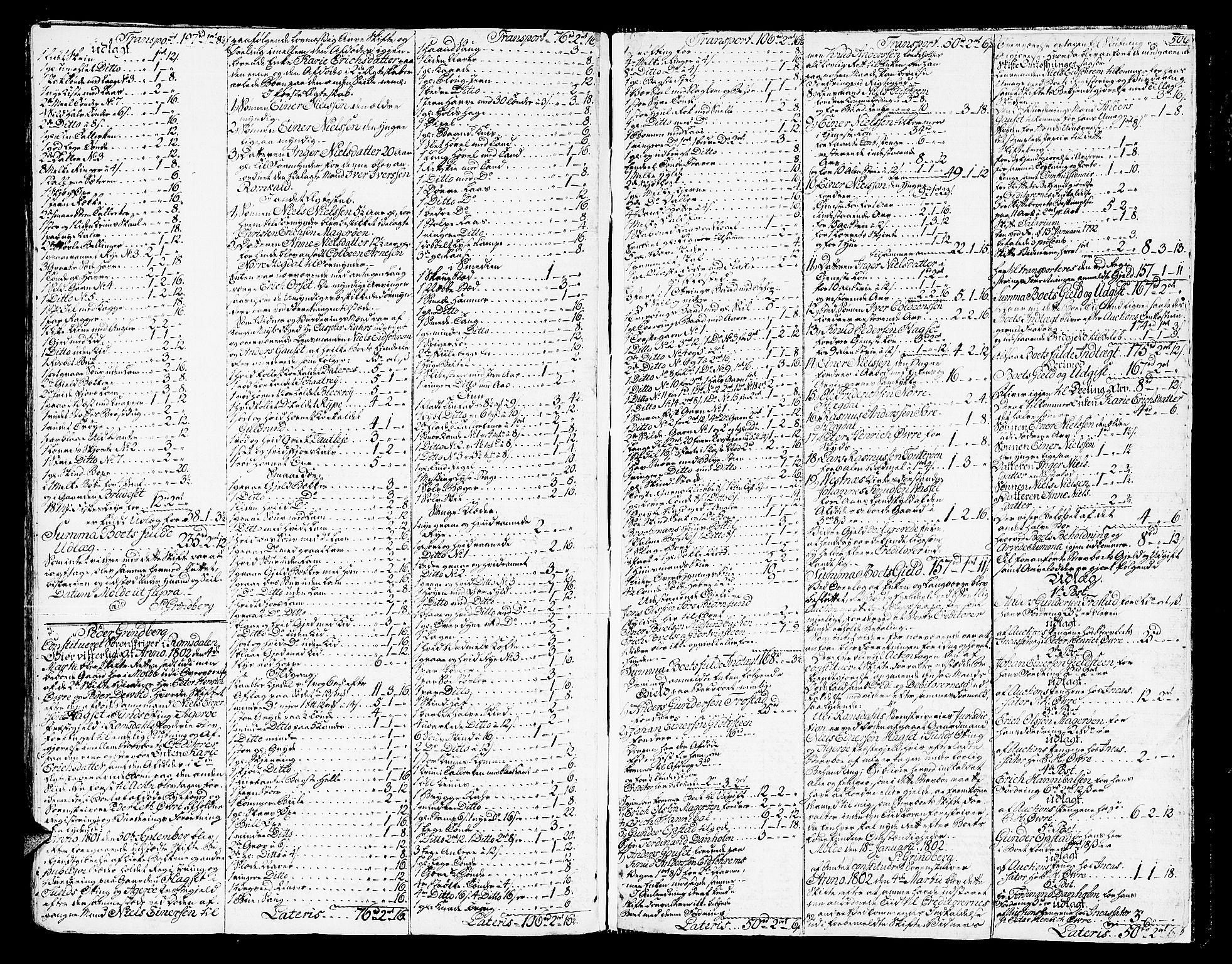 SAT, Romsdal sorenskriveri, 3/3A/L0012: Skifteprotokoll, 1789-1802, s. 505b-506a