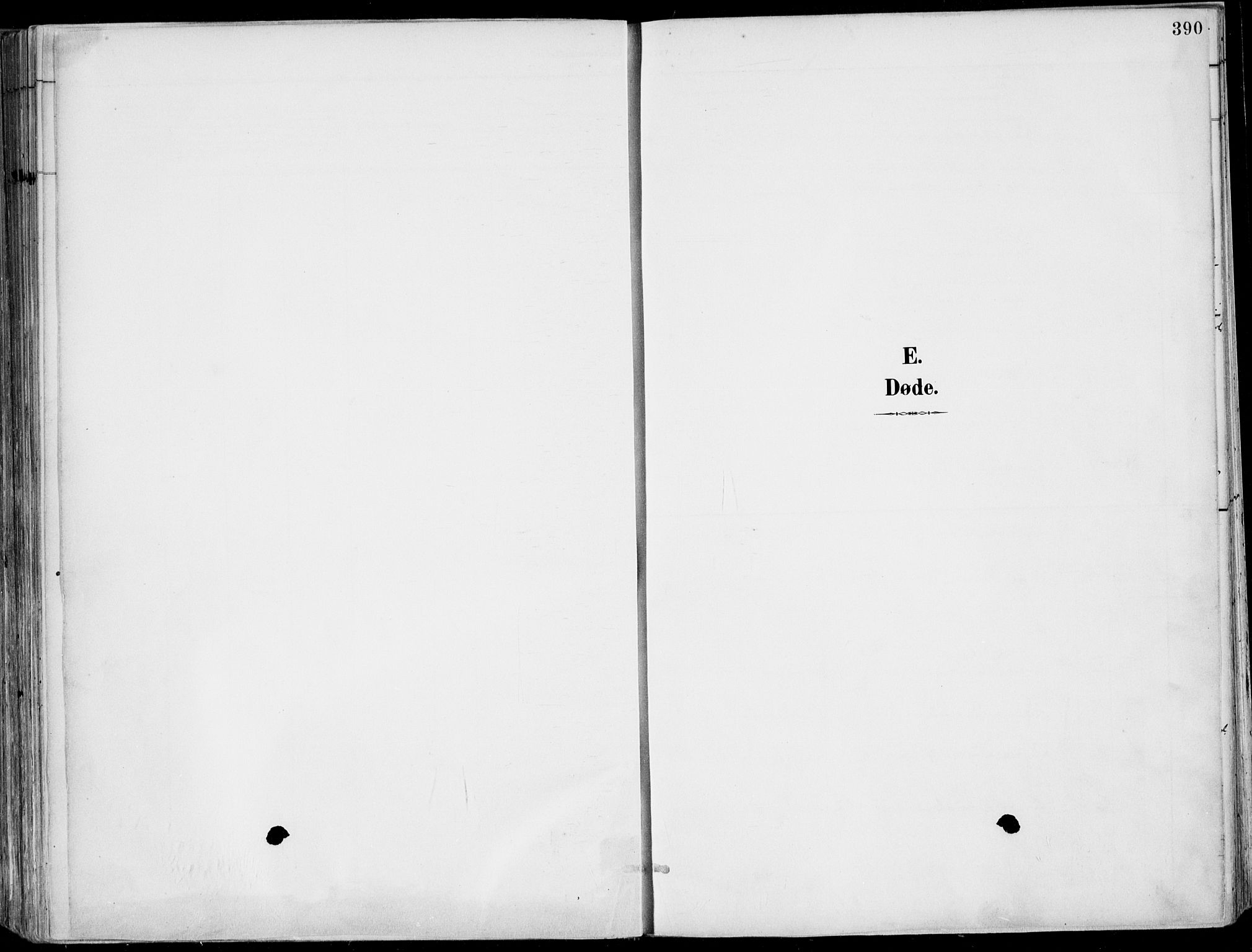 SAKO, Porsgrunn kirkebøker , F/Fa/L0011: Ministerialbok nr. 11, 1895-1919, s. 390