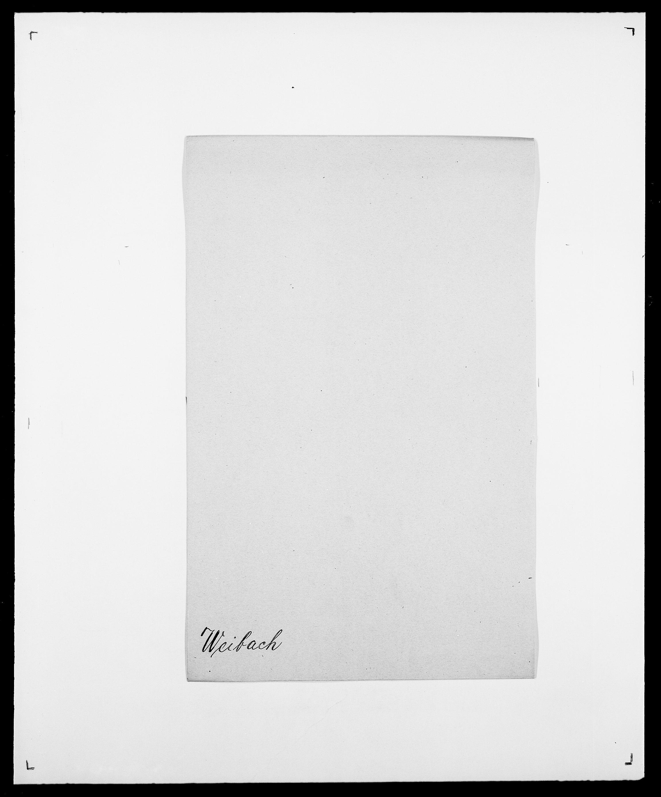 SAO, Delgobe, Charles Antoine - samling, D/Da/L0040: Usgaard - Velund, s. 523