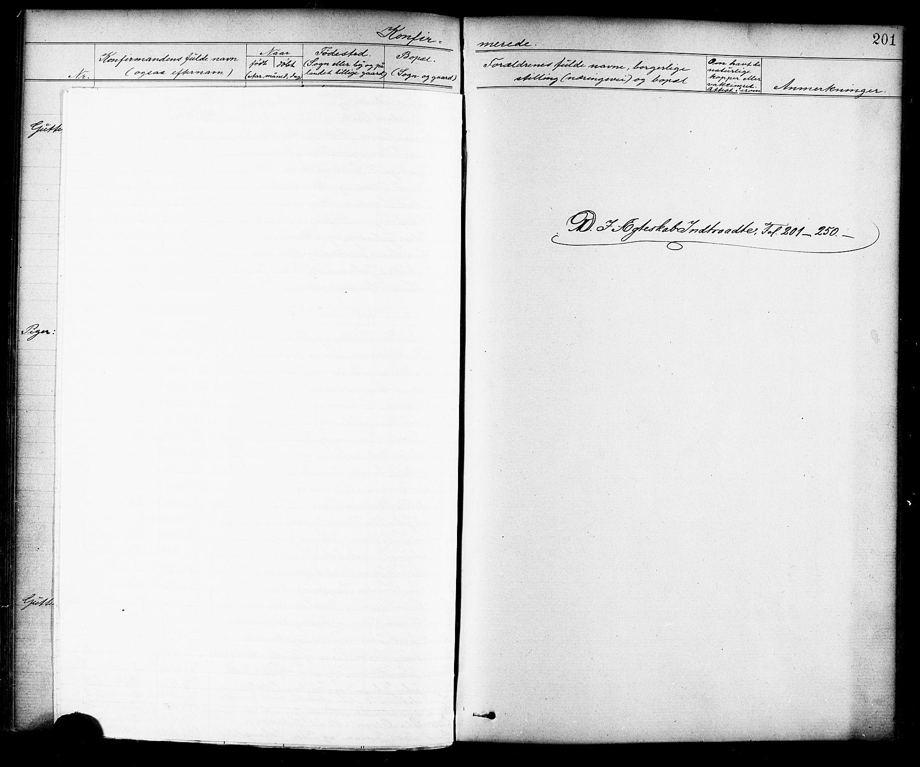SAT, Ministerialprotokoller, klokkerbøker og fødselsregistre - Sør-Trøndelag, 691/L1094: Klokkerbok nr. 691C05, 1879-1911, s. 201m