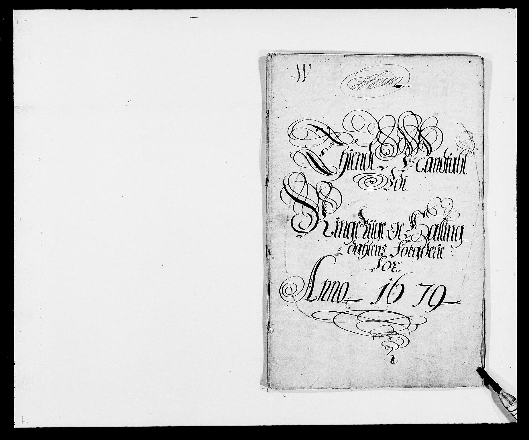 RA, Rentekammeret inntil 1814, Reviderte regnskaper, Fogderegnskap, R21/L1443: Fogderegnskap Ringerike og Hallingdal, 1678-1680, s. 320