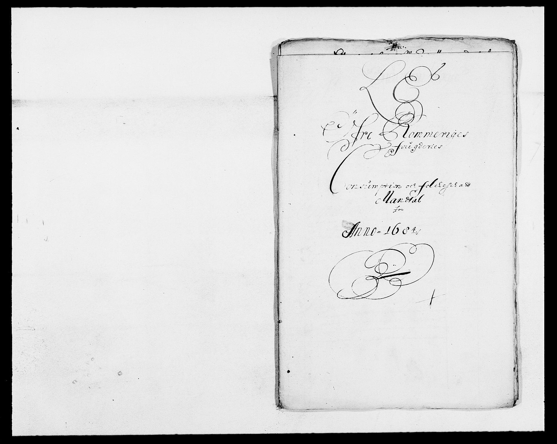 RA, Rentekammeret inntil 1814, Reviderte regnskaper, Fogderegnskap, R12/L0698: Fogderegnskap Øvre Romerike, 1684, s. 58