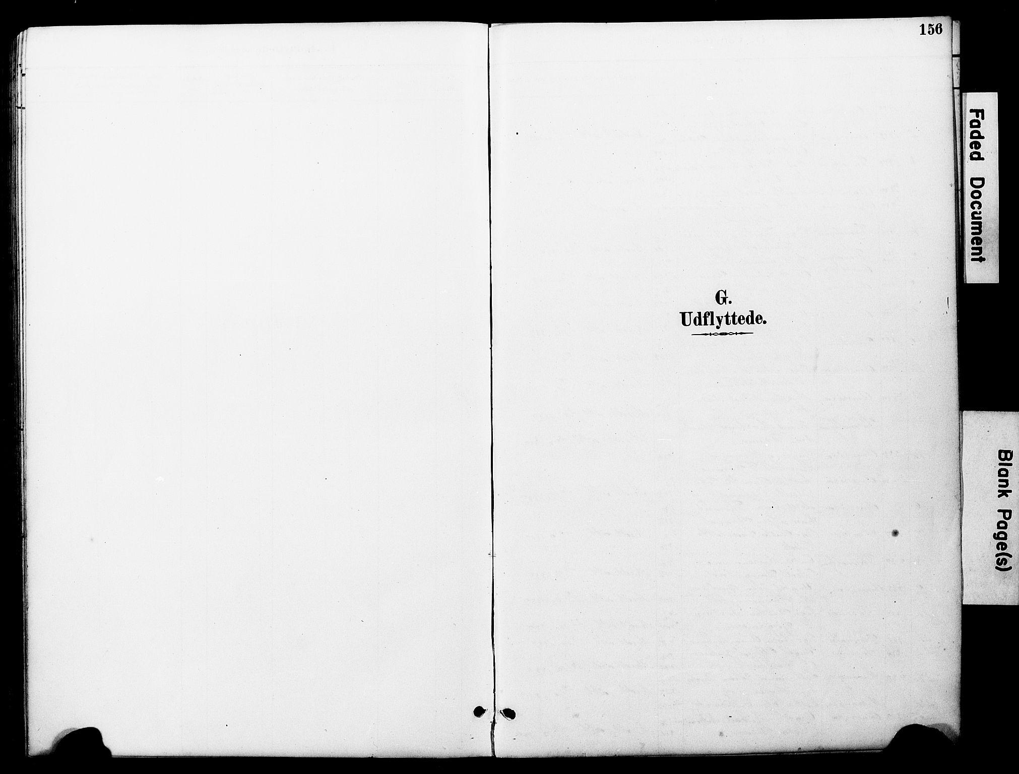 SAT, Ministerialprotokoller, klokkerbøker og fødselsregistre - Nord-Trøndelag, 722/L0226: Klokkerbok nr. 722C02, 1889-1927, s. 156