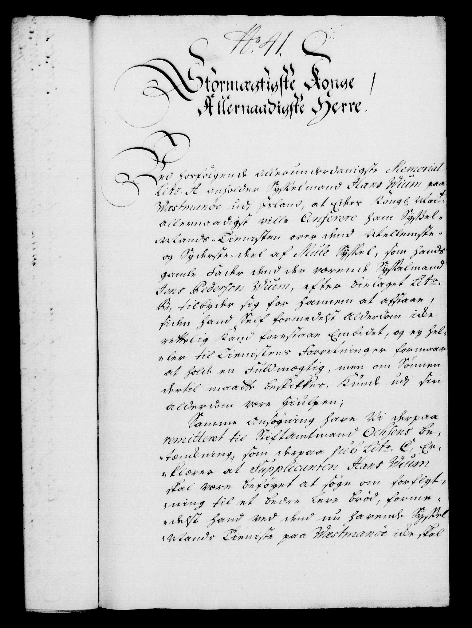 RA, Rentekammeret, Kammerkanselliet, G/Gf/Gfa/L0023: Norsk relasjons- og resolusjonsprotokoll (merket RK 52.23), 1740, s. 274