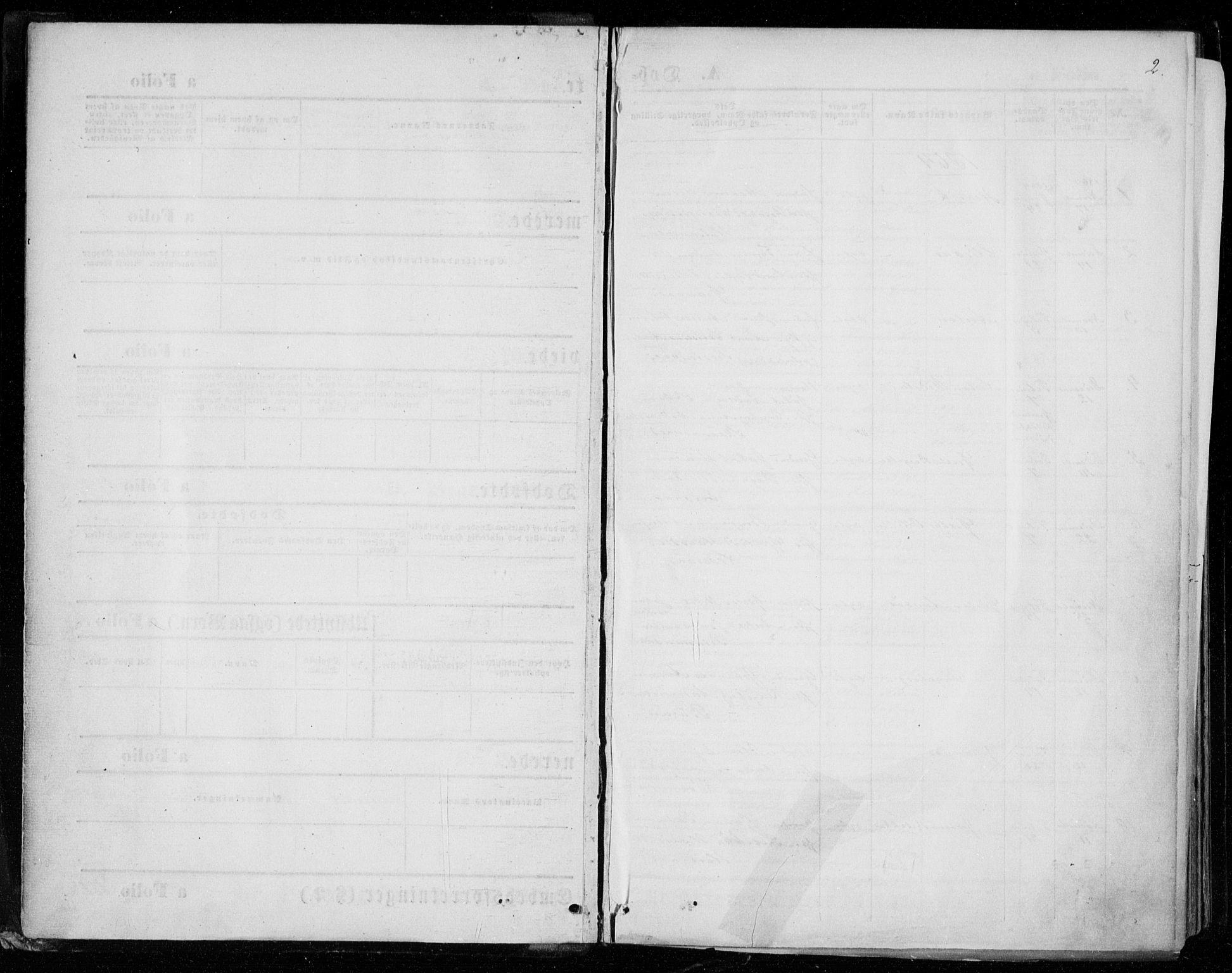 SAT, Ministerialprotokoller, klokkerbøker og fødselsregistre - Nord-Trøndelag, 721/L0206: Ministerialbok nr. 721A01, 1864-1874, s. 2