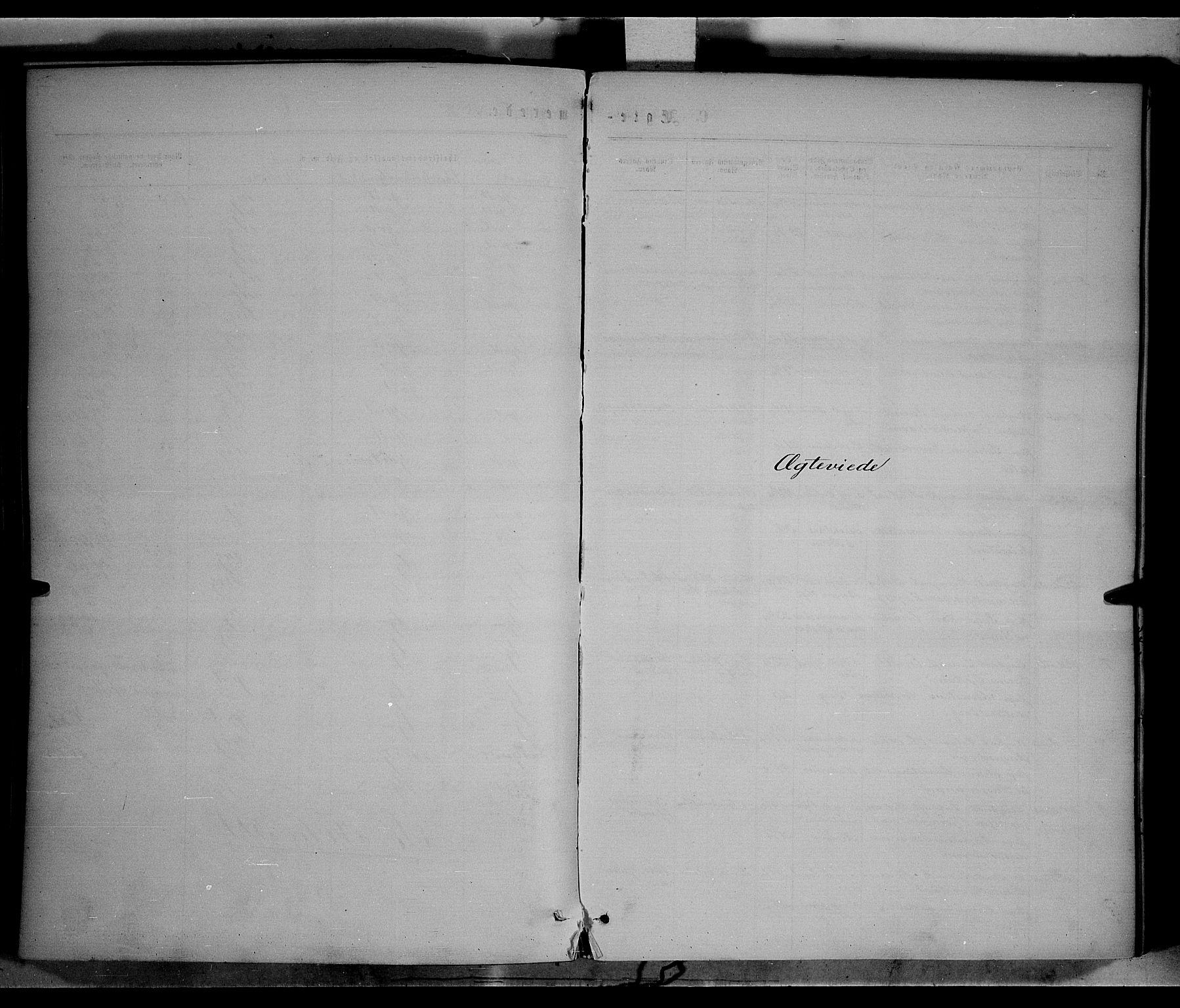 SAH, Vestre Toten prestekontor, H/Ha/Haa/L0008: Ministerialbok nr. 8, 1870-1877
