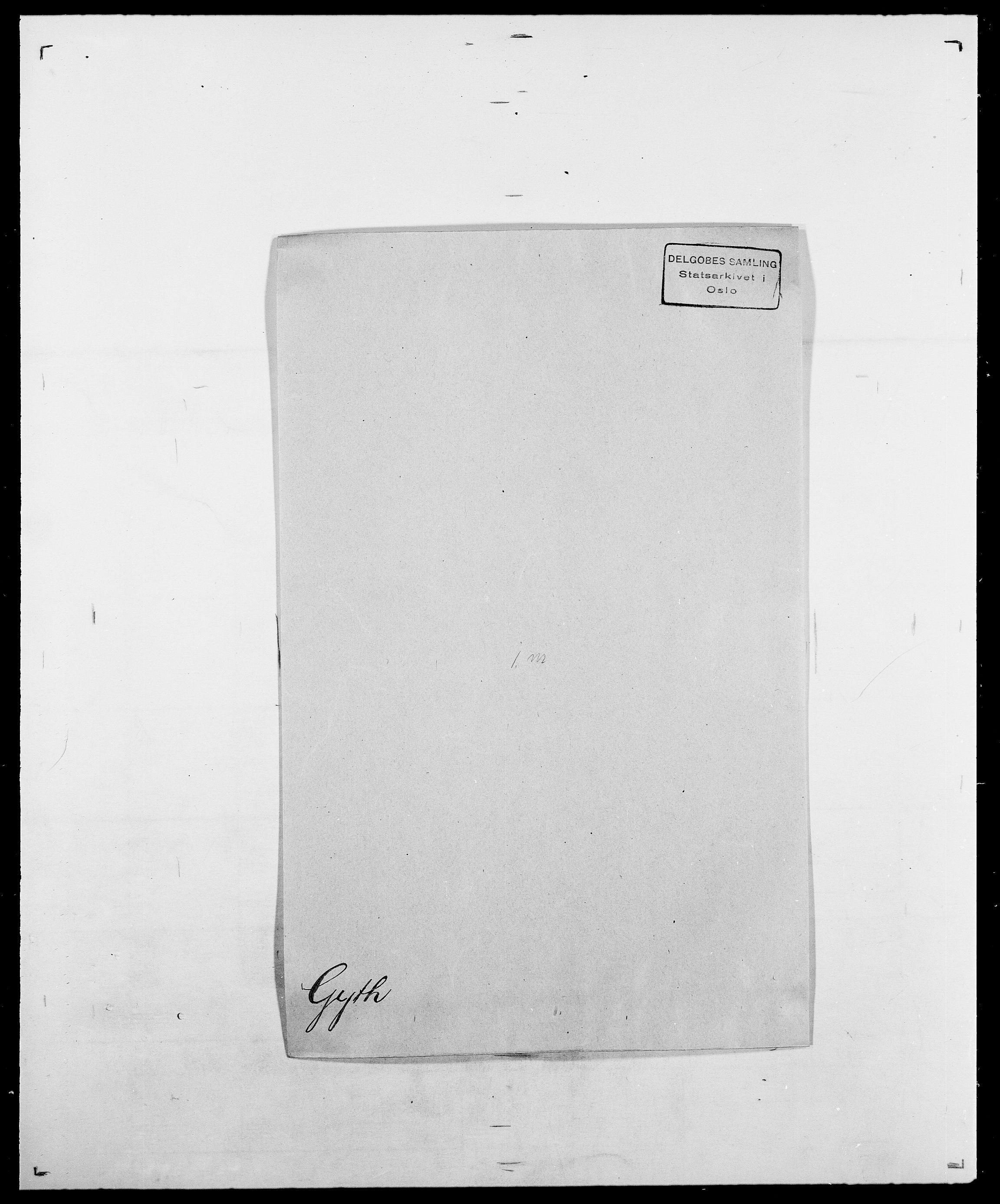 SAO, Delgobe, Charles Antoine - samling, D/Da/L0015: Grodtshilling - Halvorsæth, s. 549