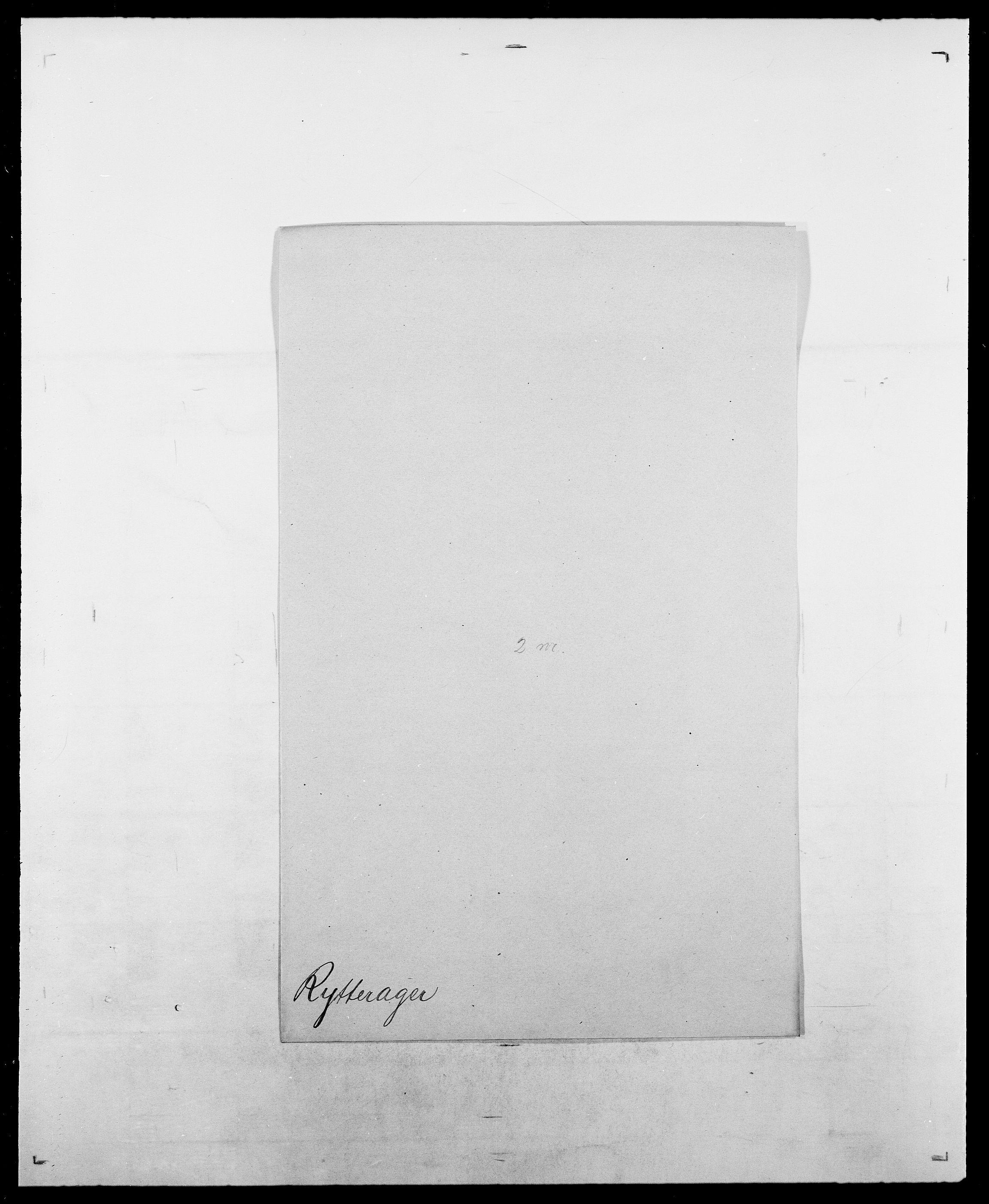 SAO, Delgobe, Charles Antoine - samling, D/Da/L0033: Roald - Røyem, s. 599