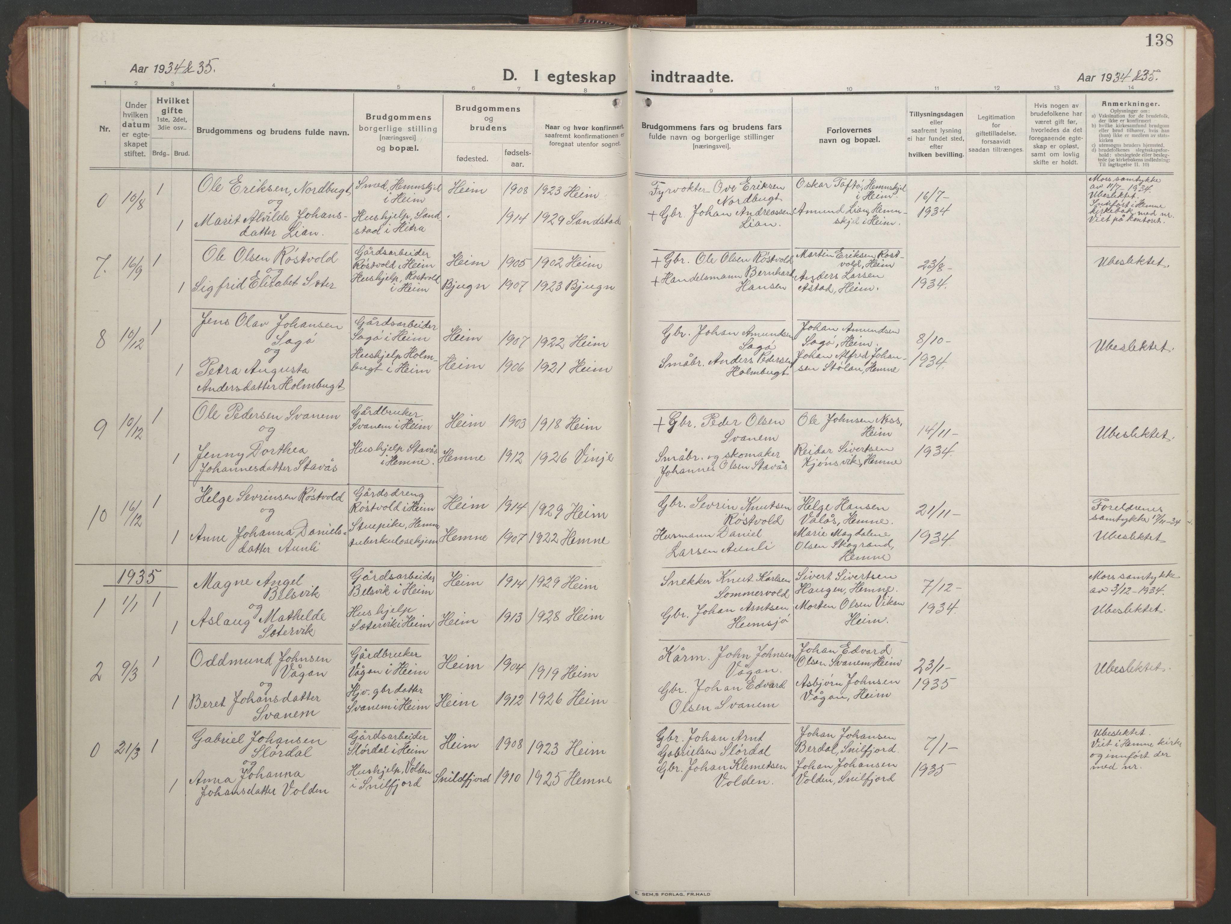 SAT, Ministerialprotokoller, klokkerbøker og fødselsregistre - Sør-Trøndelag, 633/L0521: Klokkerbok nr. 633C03, 1921-1941, s. 130
