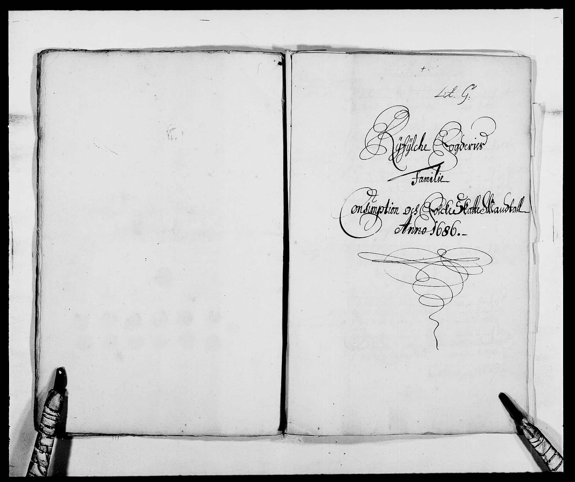 RA, Rentekammeret inntil 1814, Reviderte regnskaper, Fogderegnskap, R47/L2855: Fogderegnskap Ryfylke, 1685-1688, s. 182
