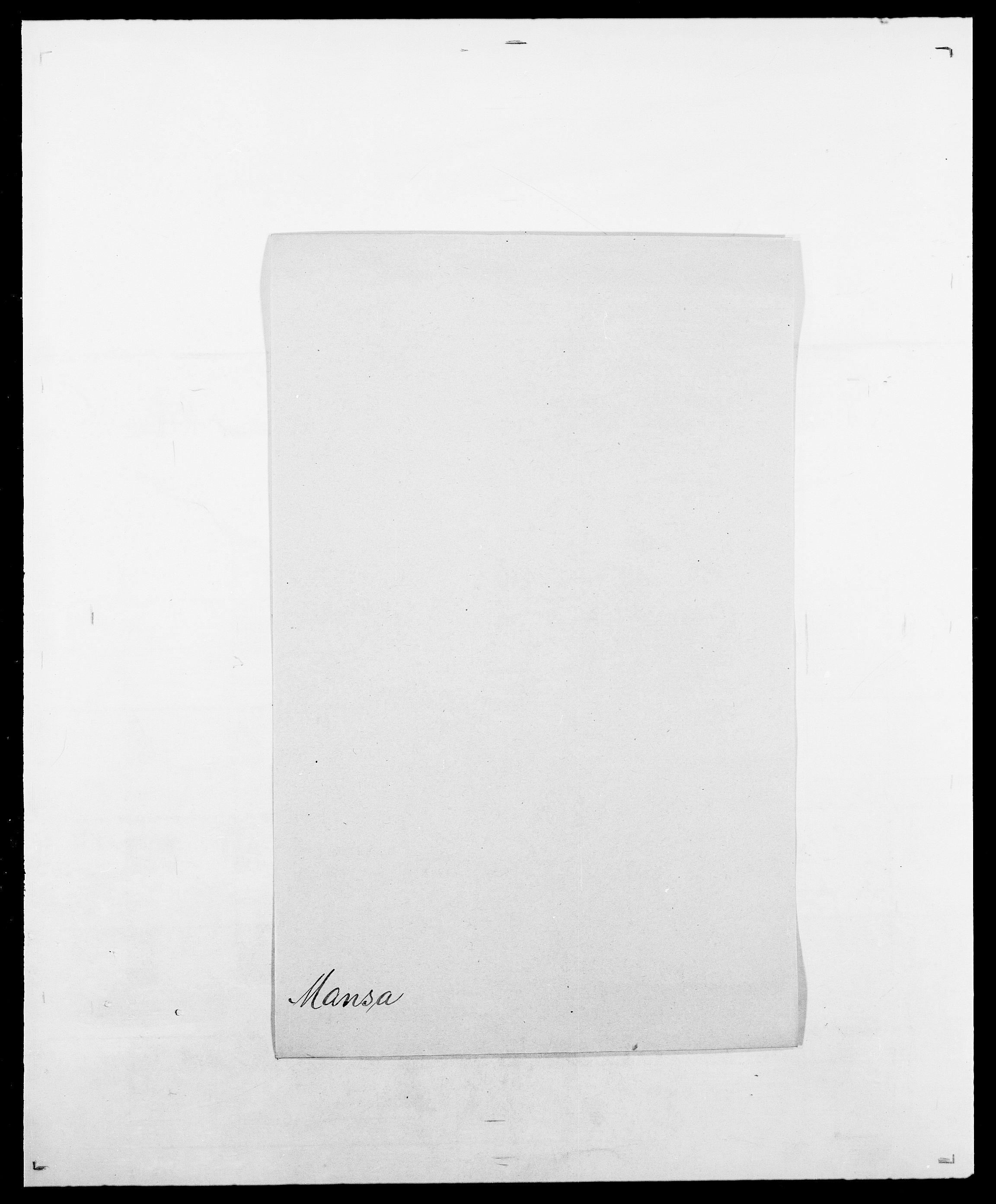 SAO, Delgobe, Charles Antoine - samling, D/Da/L0025: Løberg - Mazar, s. 312