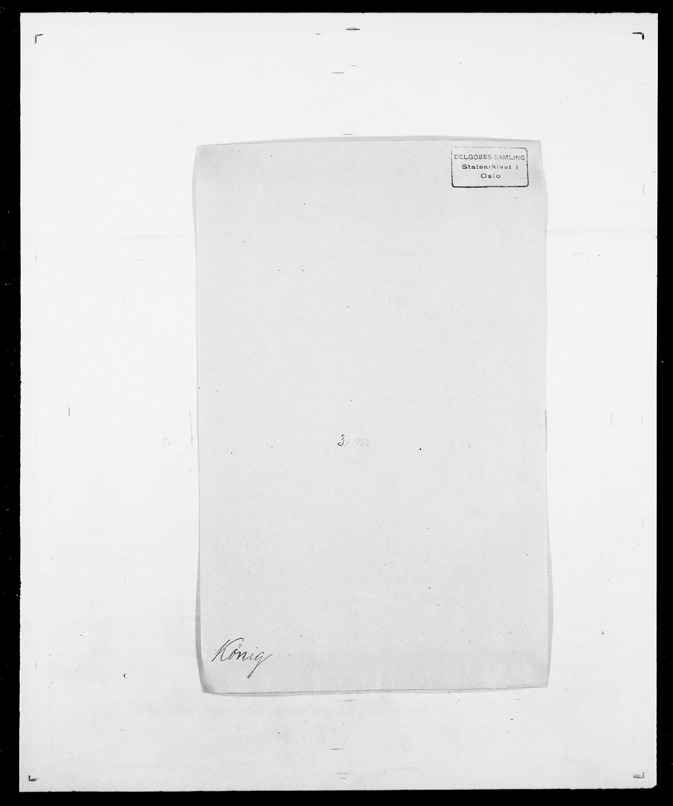 SAO, Delgobe, Charles Antoine - samling, D/Da/L0022: Krog - Lasteen, s. 320