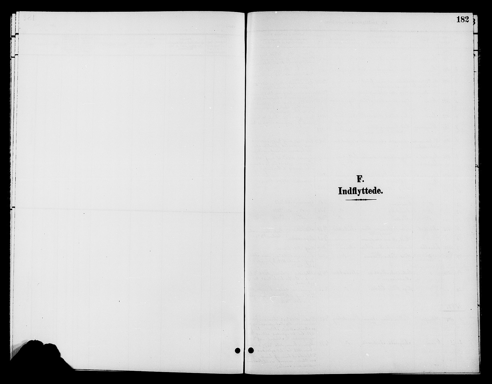 SAH, Jevnaker prestekontor, Klokkerbok nr. 2, 1896-1906, s. 182