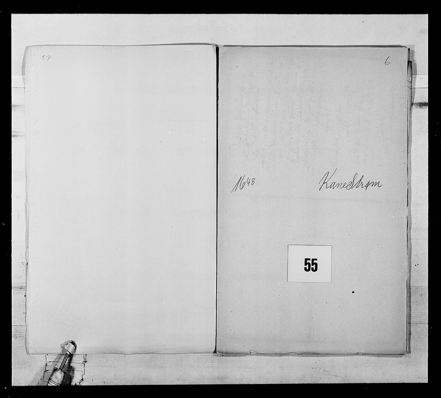 RA, Stattholderembetet 1572-1771, Ek/L0021: Jordebøker 1633-1658:, 1648, s. 26