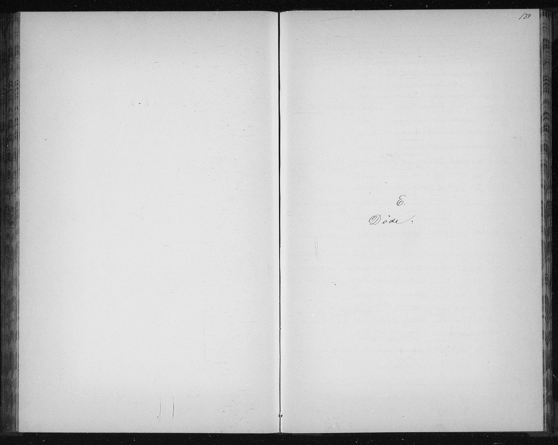 SAKO, Solum kirkebøker, G/Ga/L0006: Klokkerbok nr. I 6, 1882-1883, s. 134