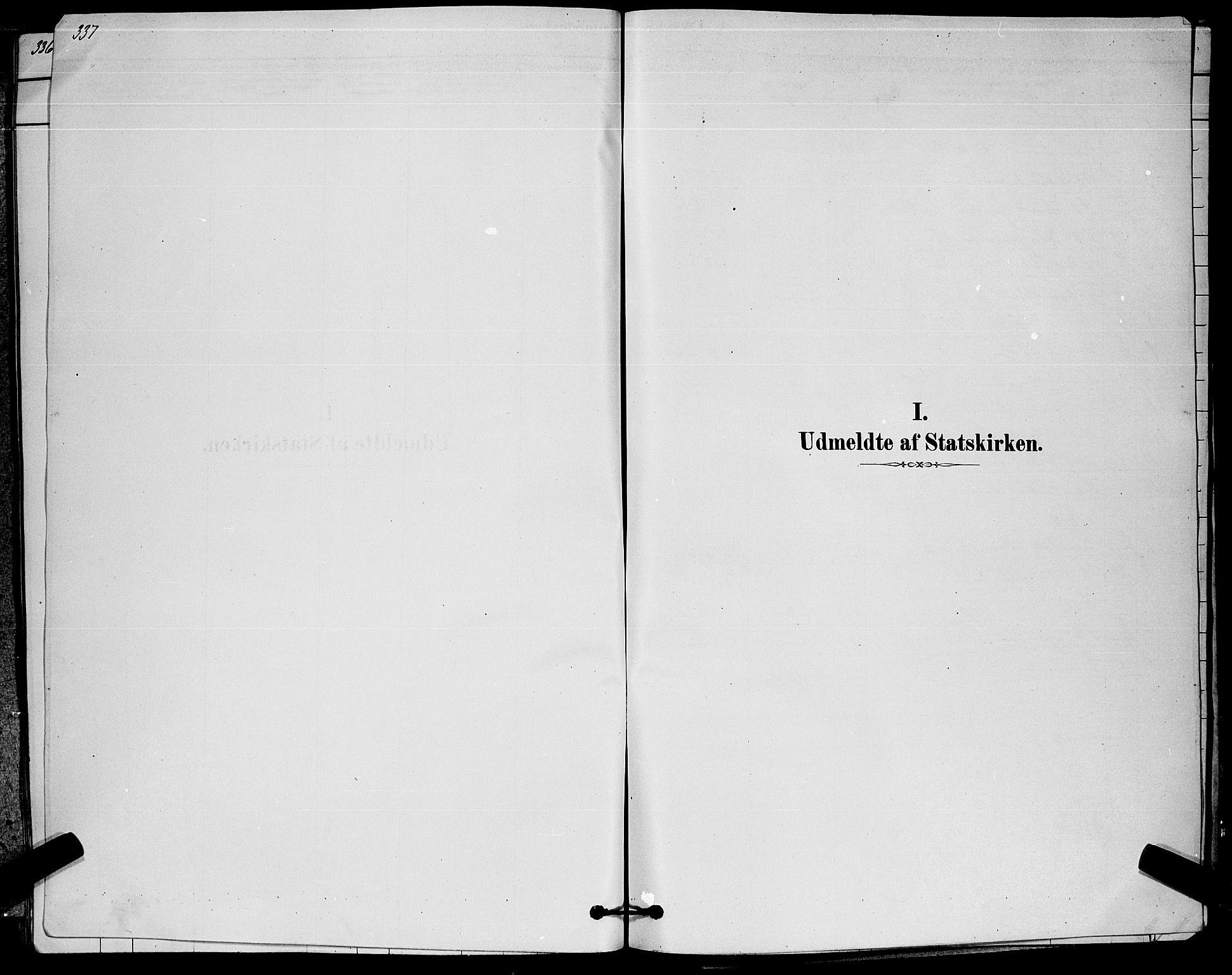SAKO, Kongsberg kirkebøker, G/Ga/L0005: Klokkerbok nr. 5, 1878-1889, s. 337