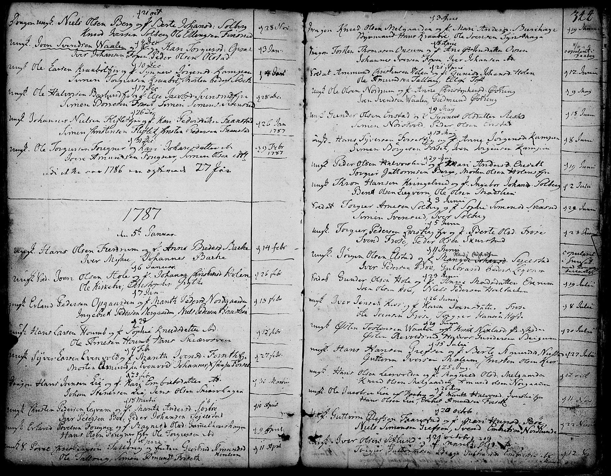 SAH, Gausdal prestekontor, Ministerialbok nr. 3, 1758-1809, s. 344