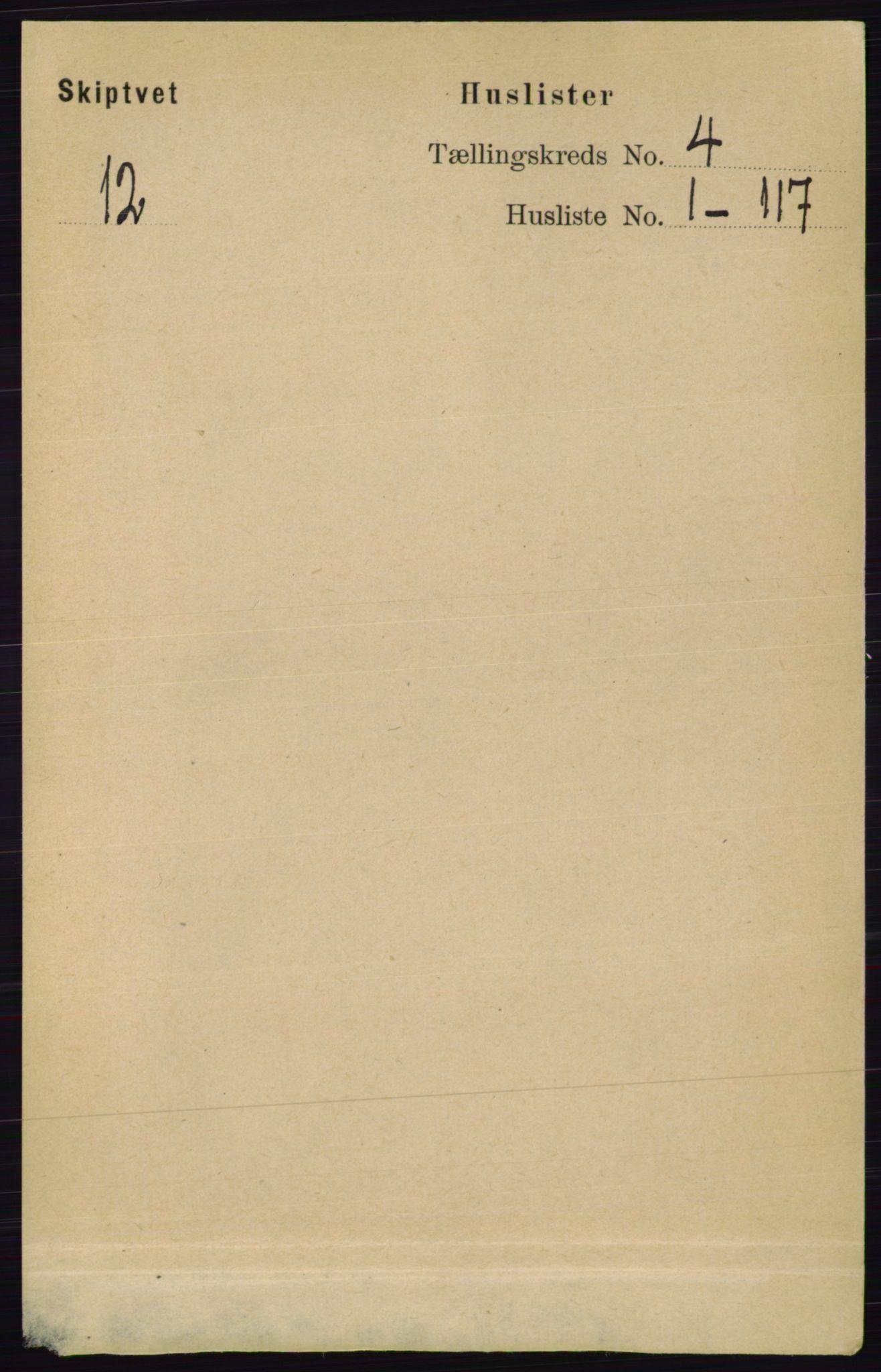 RA, Folketelling 1891 for 0127 Skiptvet herred, 1891, s. 1844
