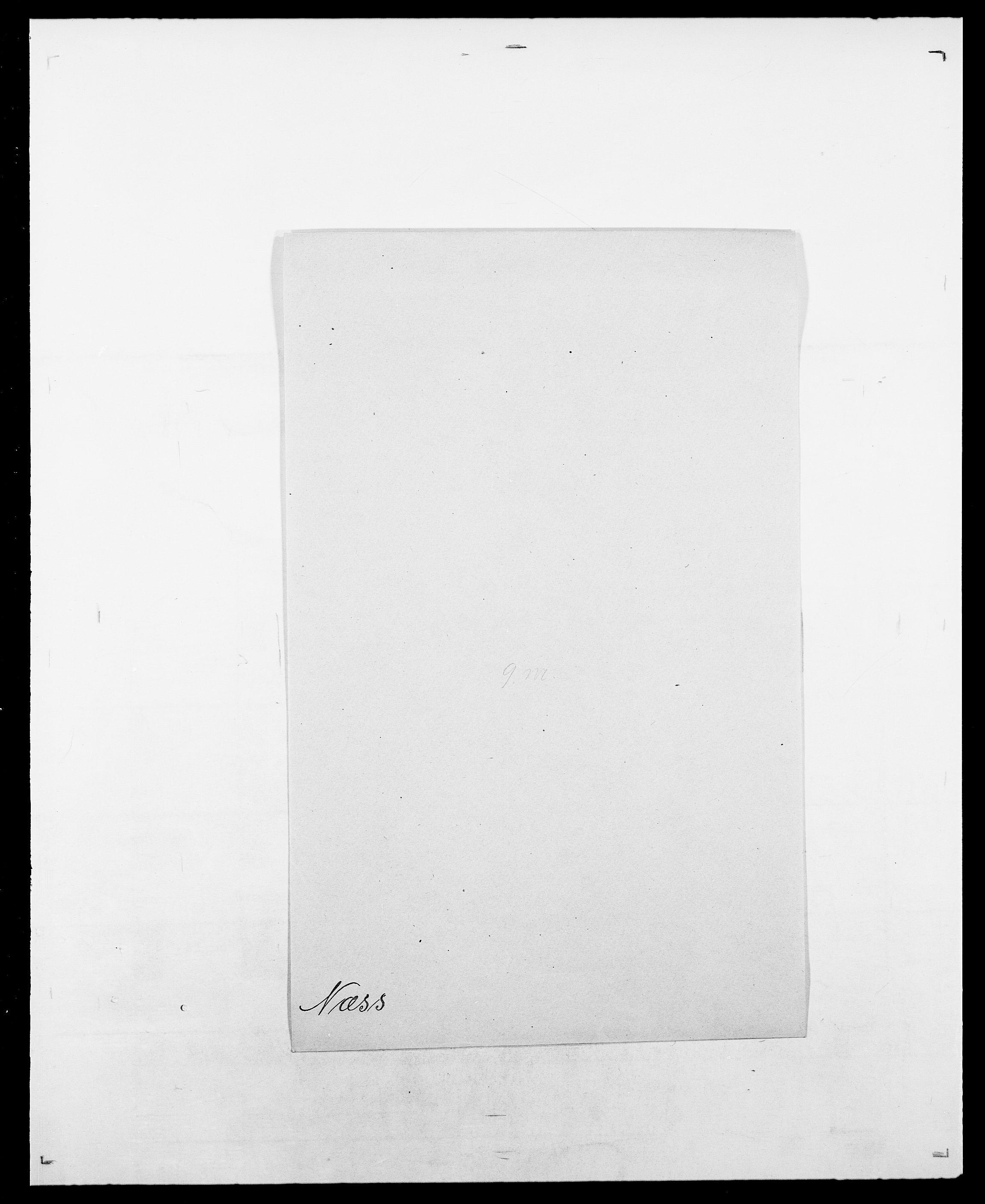 SAO, Delgobe, Charles Antoine - samling, D/Da/L0028: Naaden - Nøvik, s. 607
