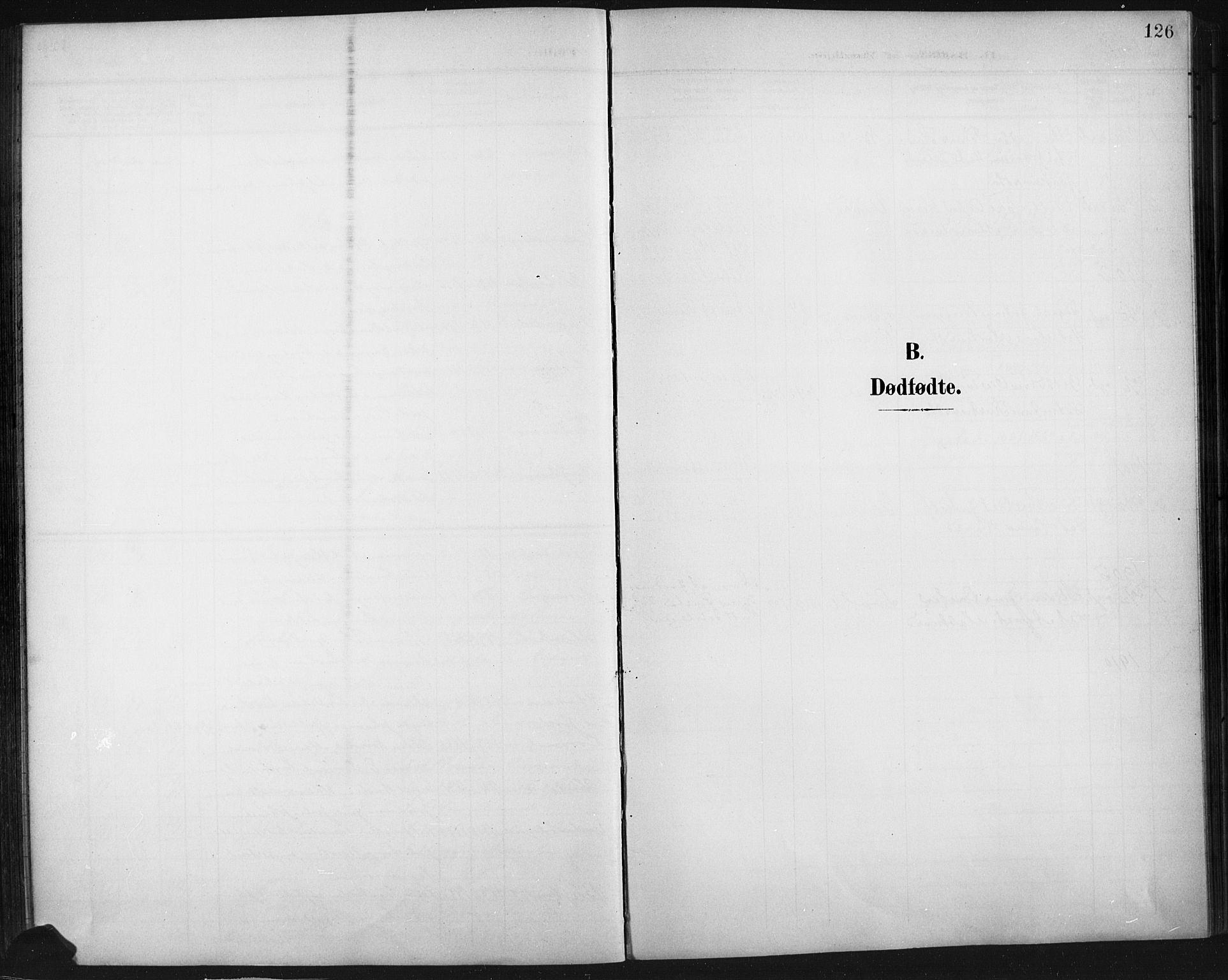 SAH, Fåberg prestekontor, Klokkerbok nr. 11, 1901-1921, s. 126