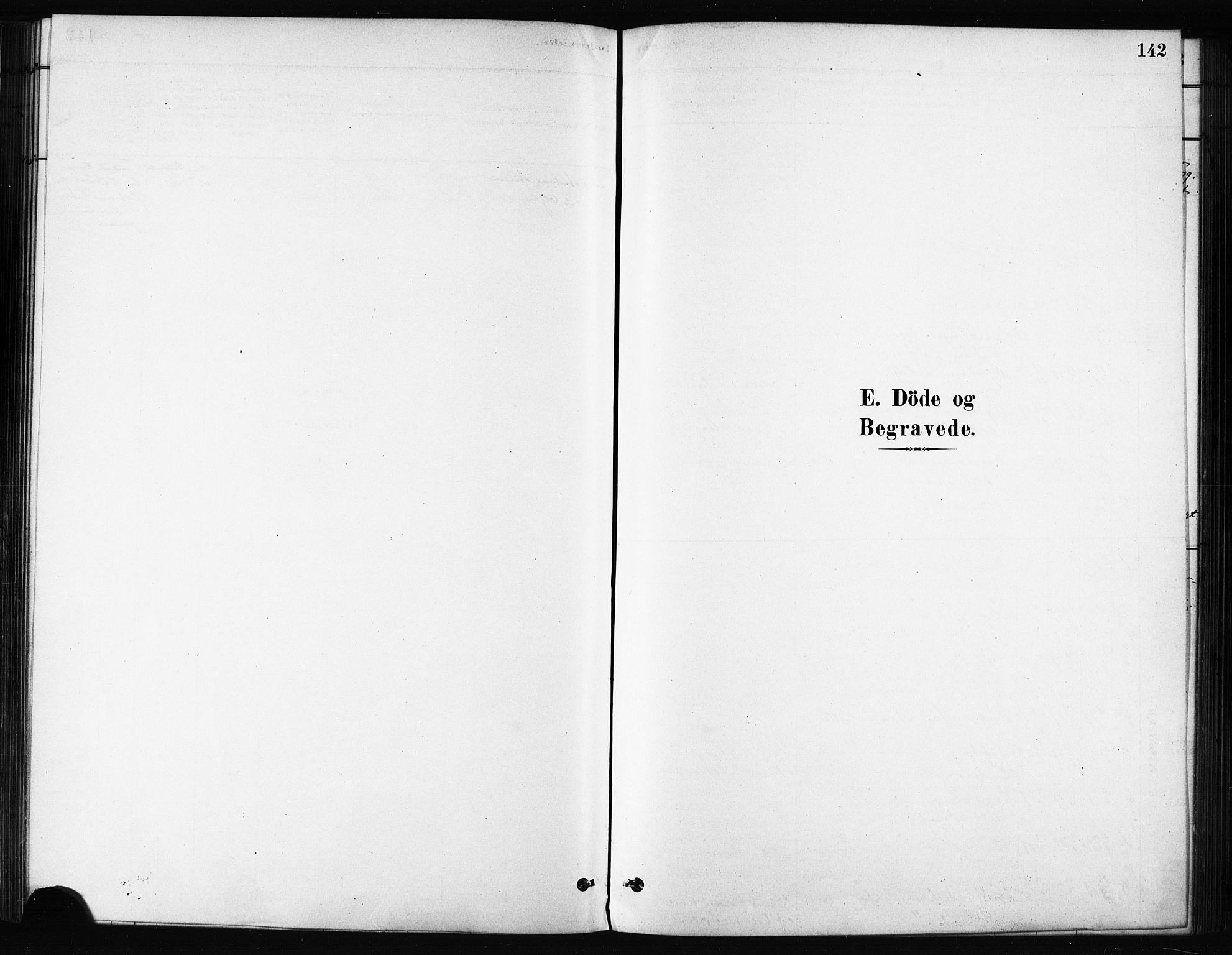 SATØ, Karlsøy sokneprestembete, H/Ha/Haa/L0011kirke: Ministerialbok nr. 11, 1879-1892, s. 142