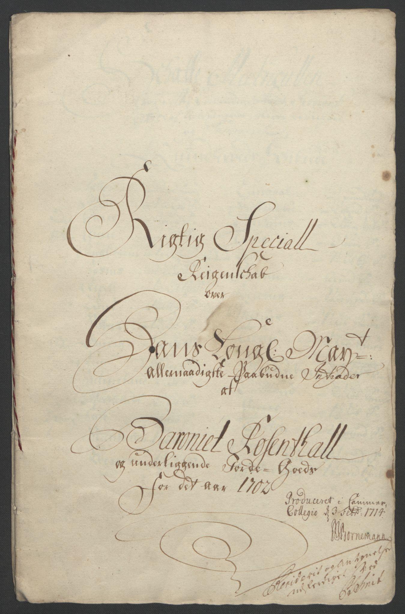 RA, Rentekammeret inntil 1814, Reviderte regnskaper, Fogderegnskap, R49/L3138: Fogderegnskap Rosendal Baroni, 1691-1714, s. 124