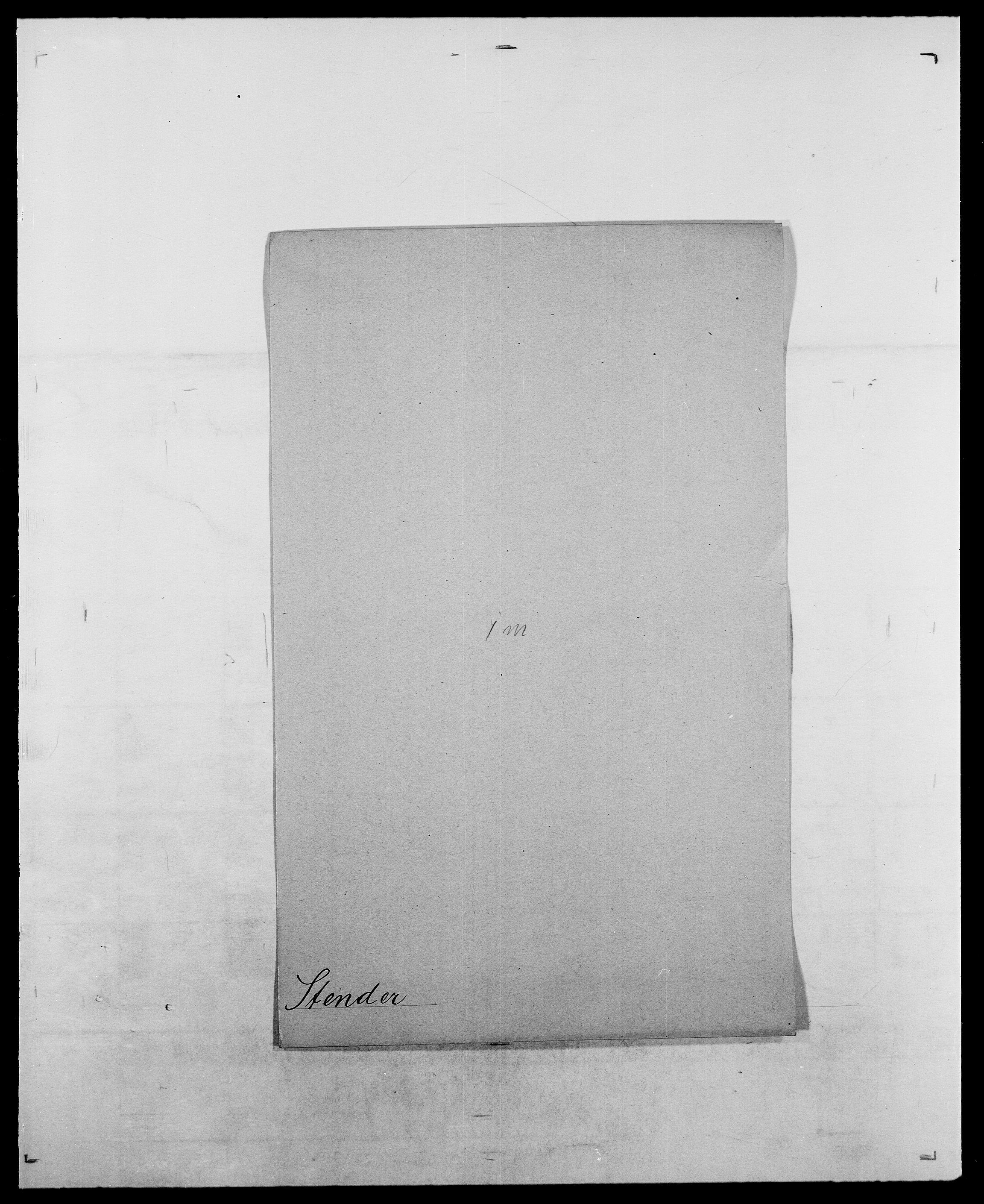 SAO, Delgobe, Charles Antoine - samling, D/Da/L0037: Steen, Sthen, Stein - Svare, Svanige, Svanne, se også Svanning og Schwane, s. 269