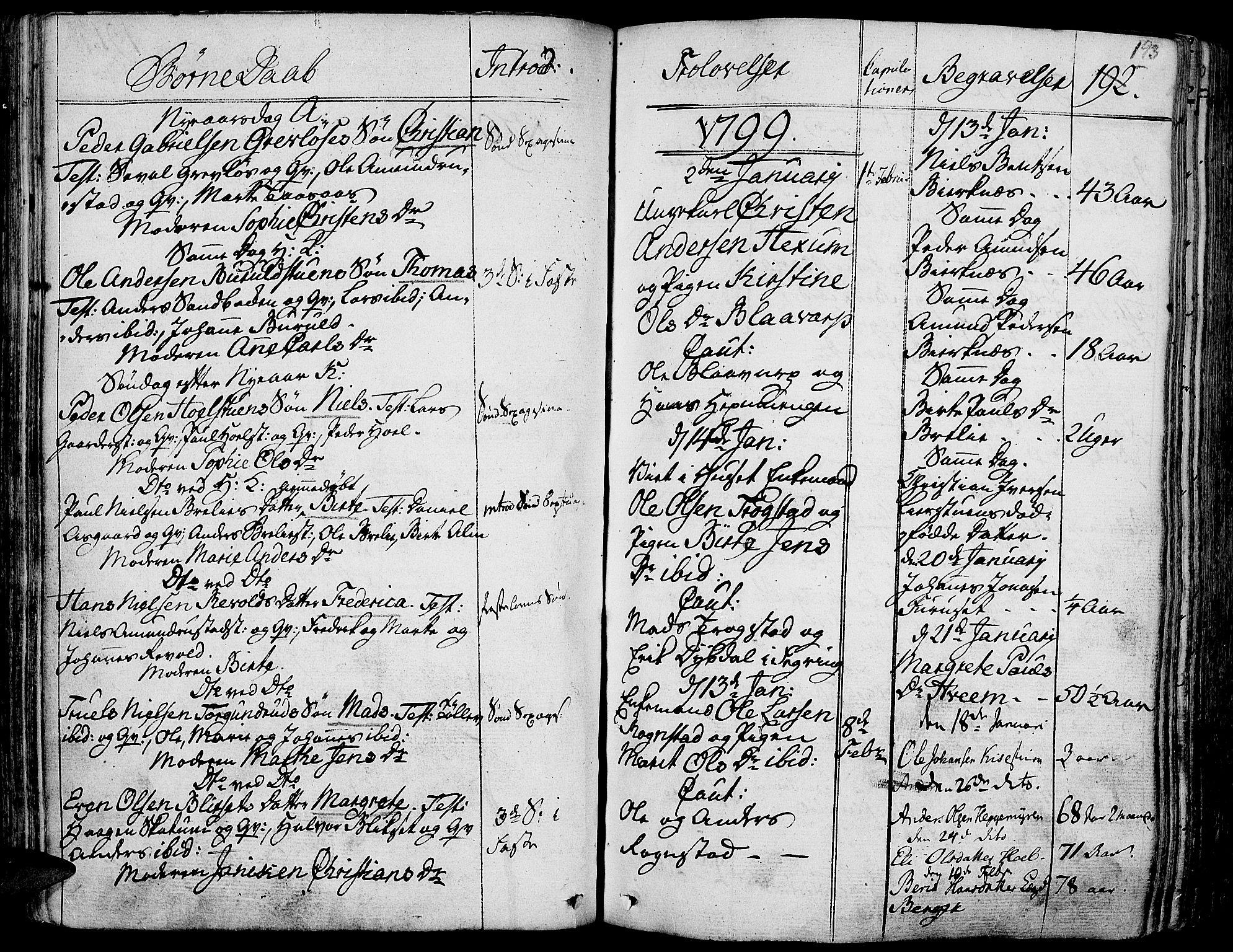SAH, Toten prestekontor, Ministerialbok nr. 7, 1794-1809, s. 193