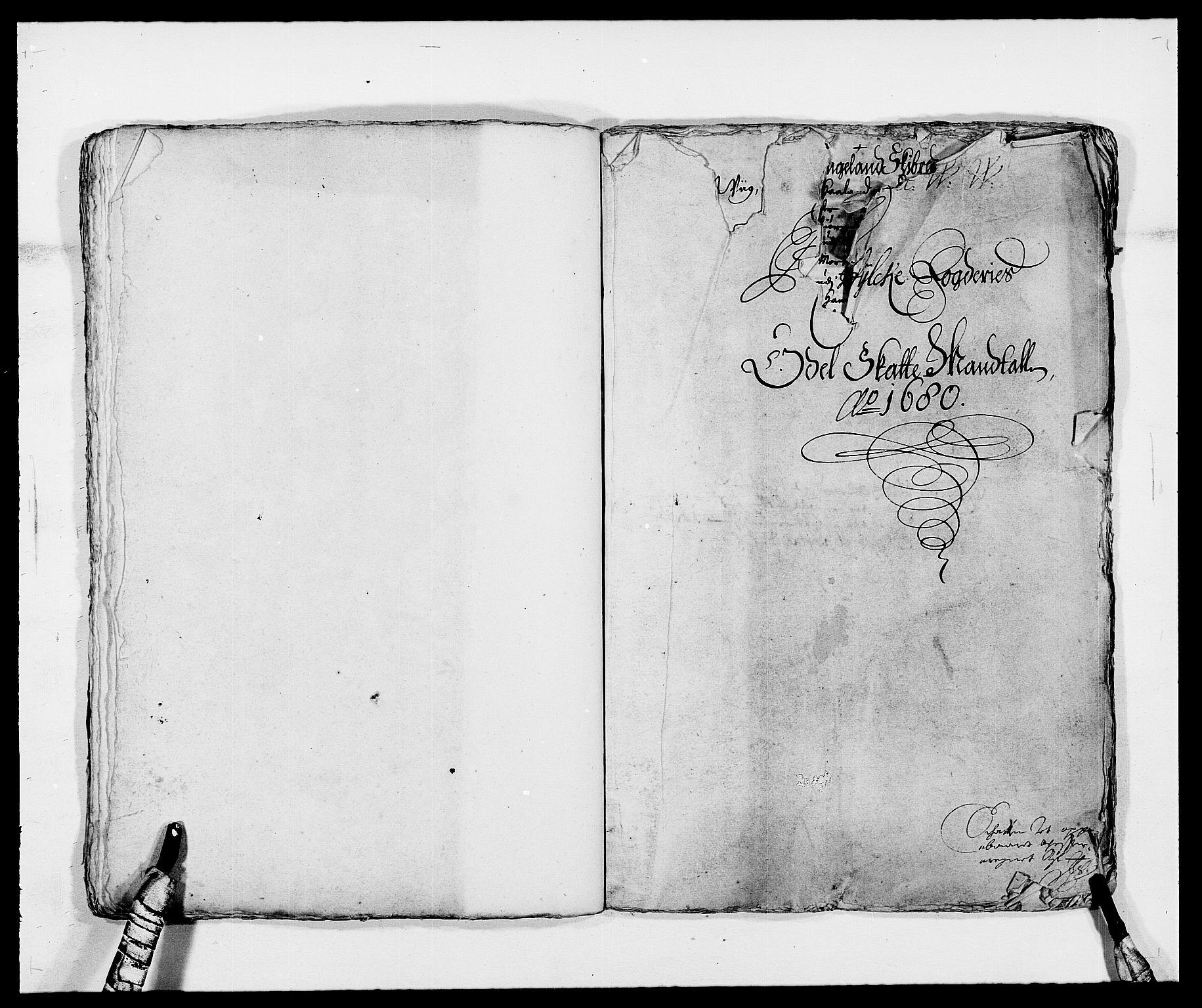 RA, Rentekammeret inntil 1814, Reviderte regnskaper, Fogderegnskap, R47/L2850: Fogderegnskap Ryfylke, 1680, s. 129