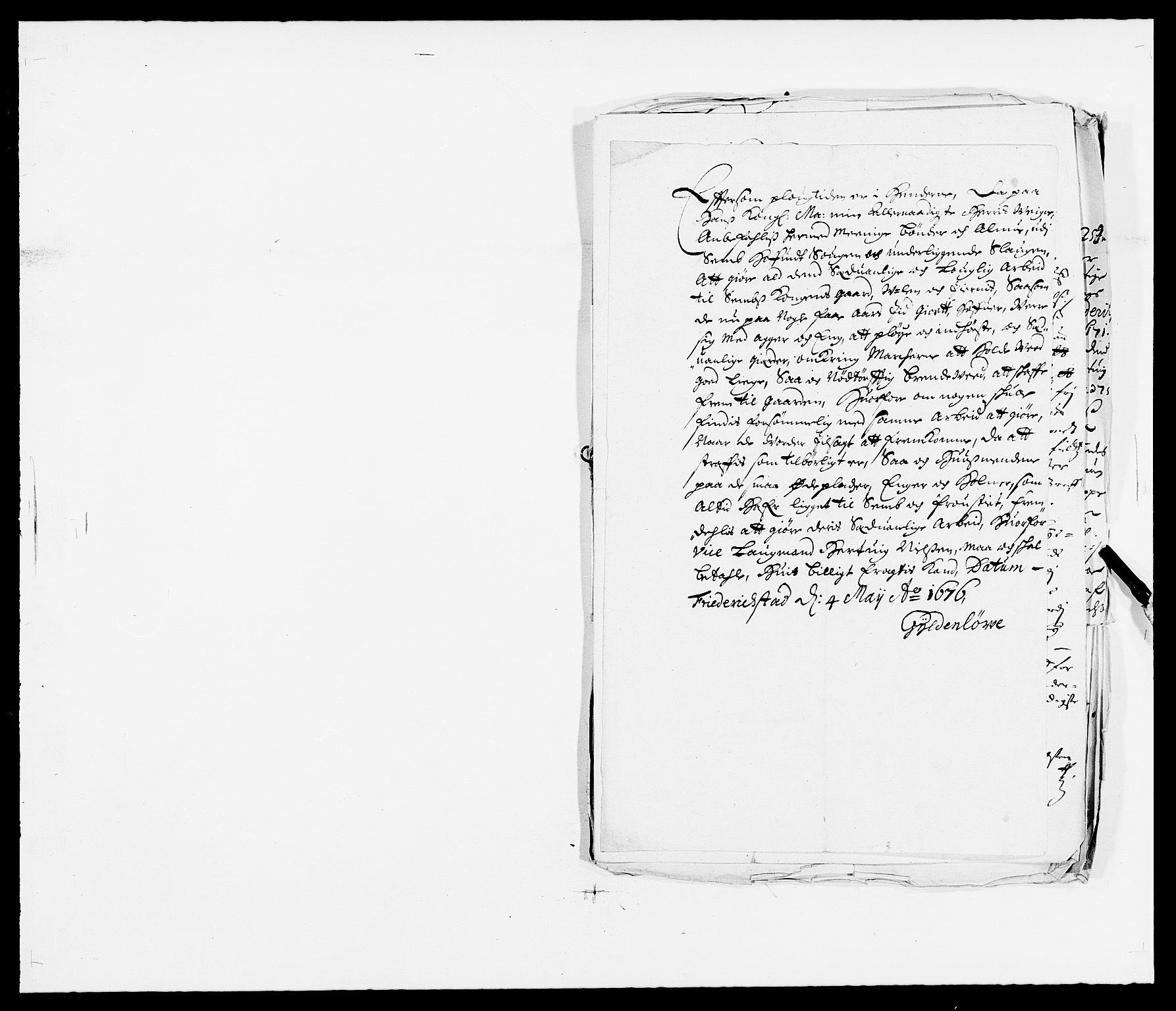 RA, Rentekammeret inntil 1814, Reviderte regnskaper, Fogderegnskap, R32/L1845: Fogderegnskap Jarlsberg grevskap, 1676-1678, s. 490