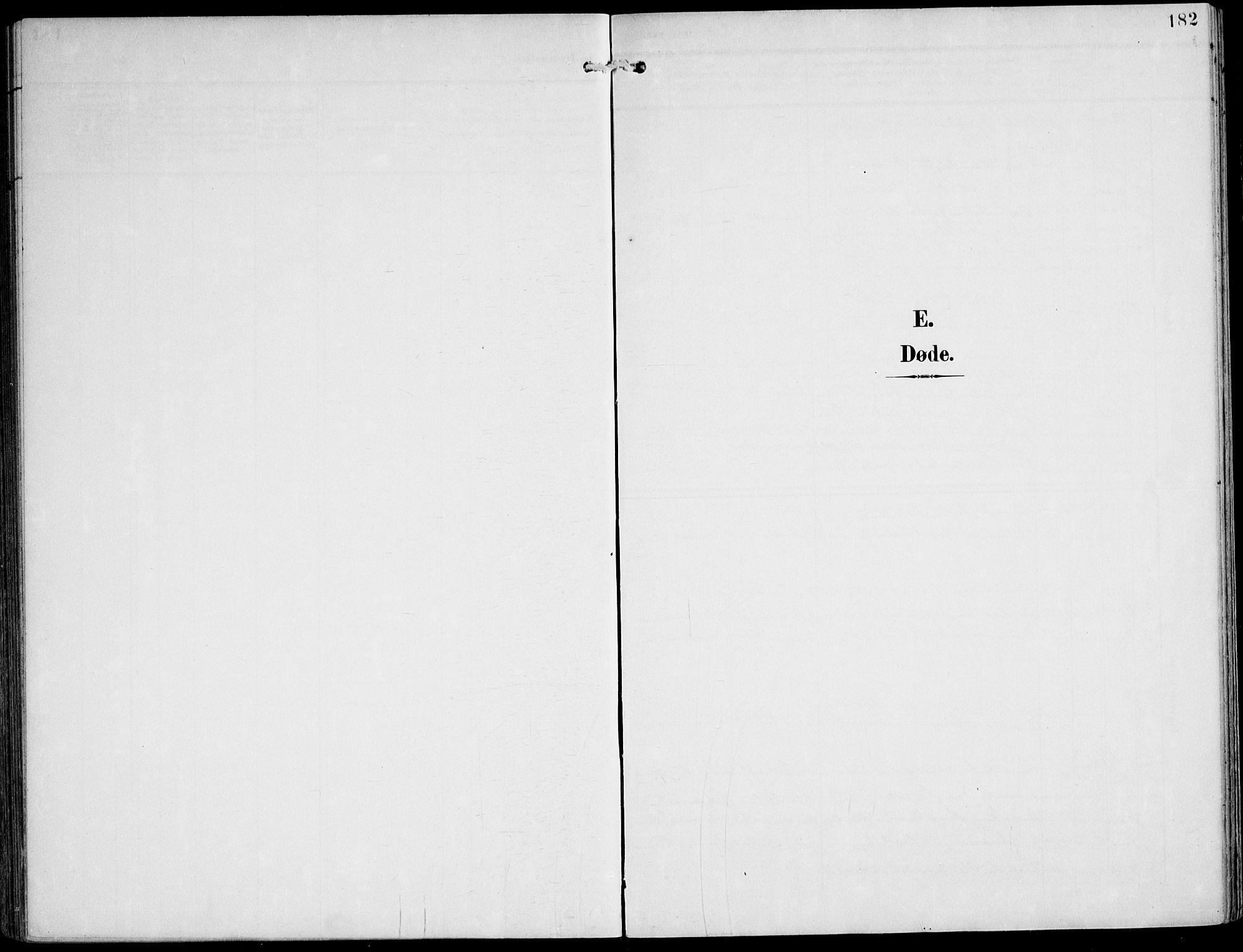 SAT, Ministerialprotokoller, klokkerbøker og fødselsregistre - Nord-Trøndelag, 788/L0698: Ministerialbok nr. 788A05, 1902-1921, s. 182
